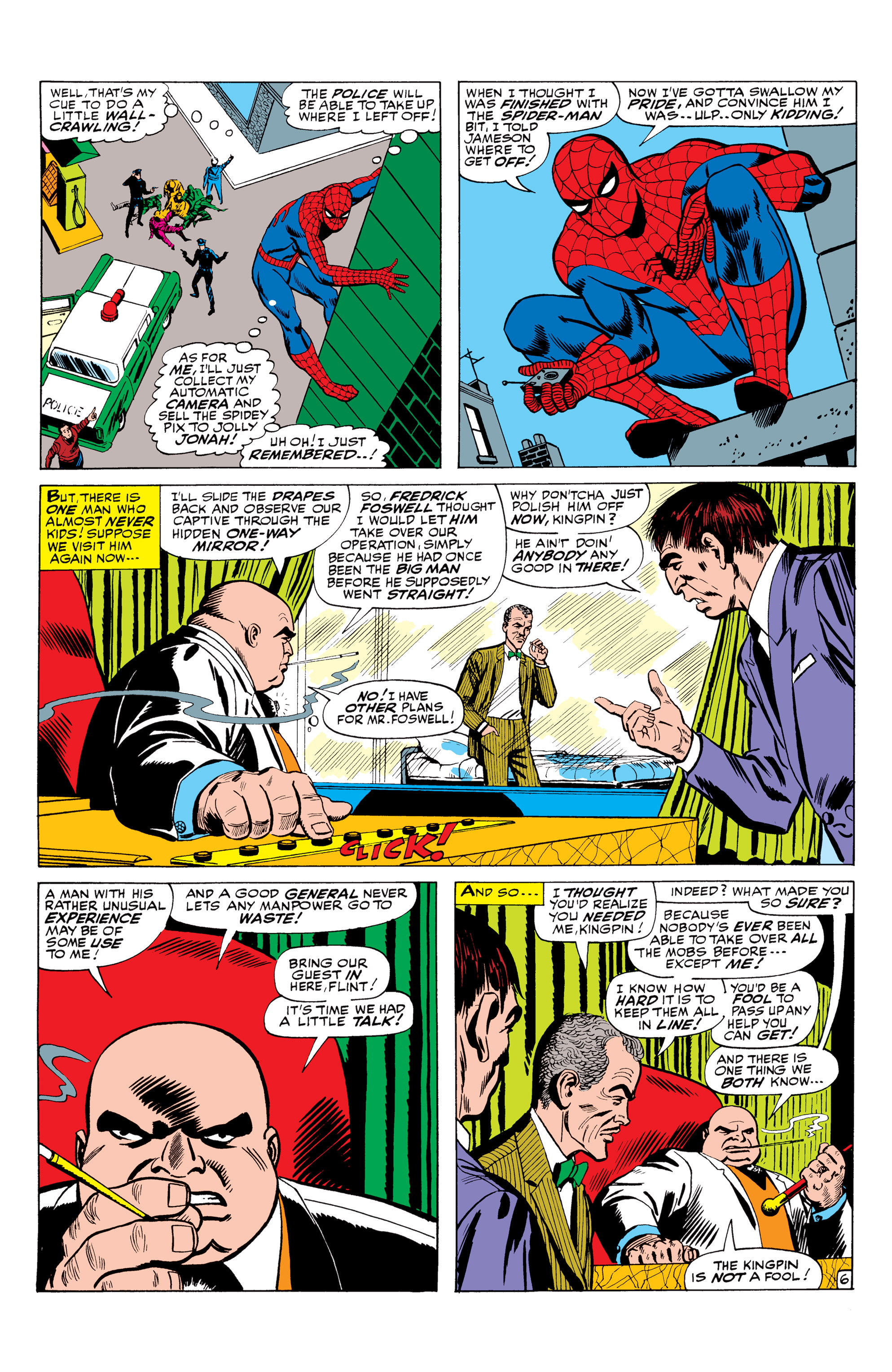 The Amazing Spider-Man (1963) 51 Page 6