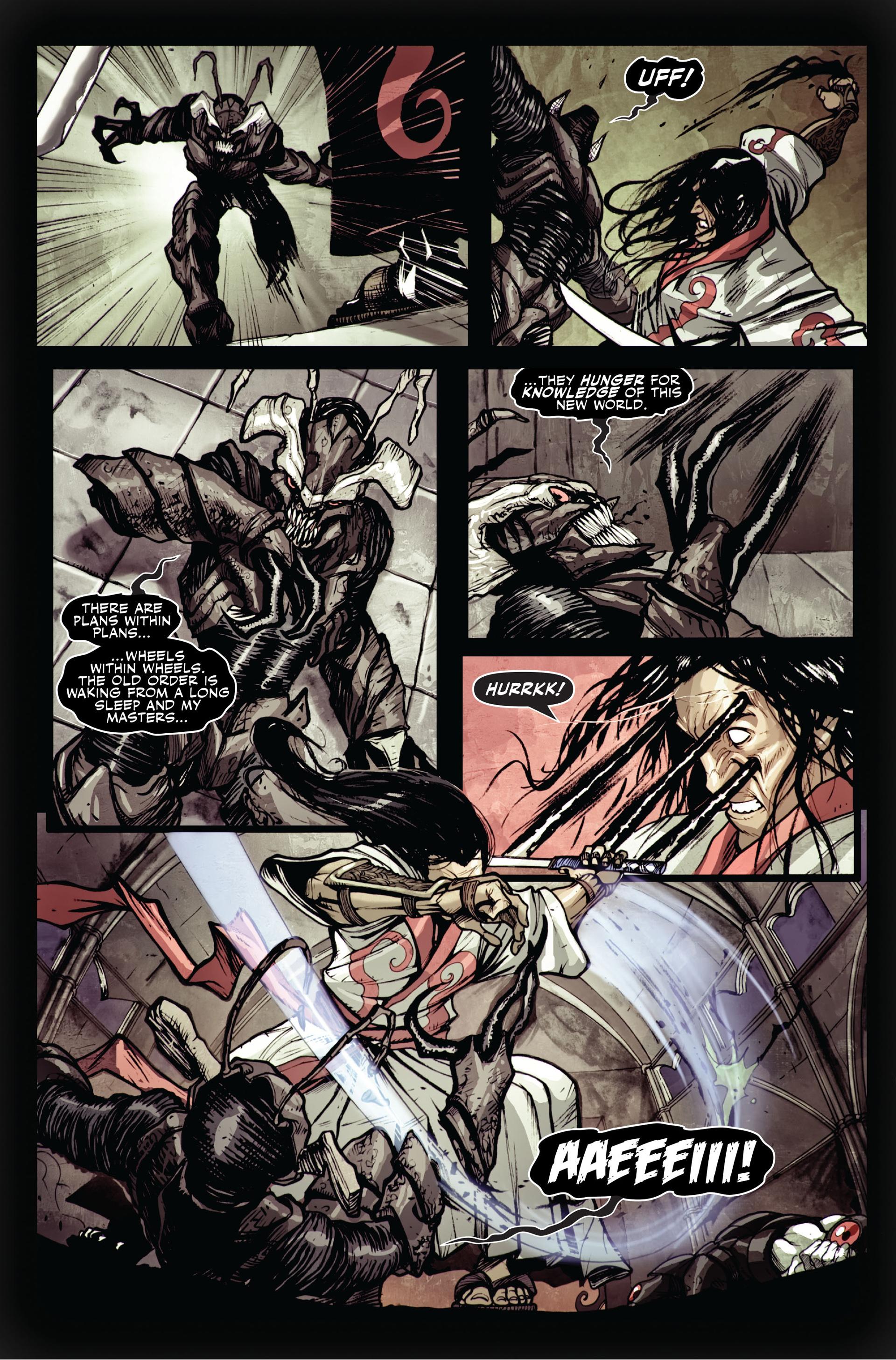 Read online Secret Warriors comic -  Issue #12 - 6