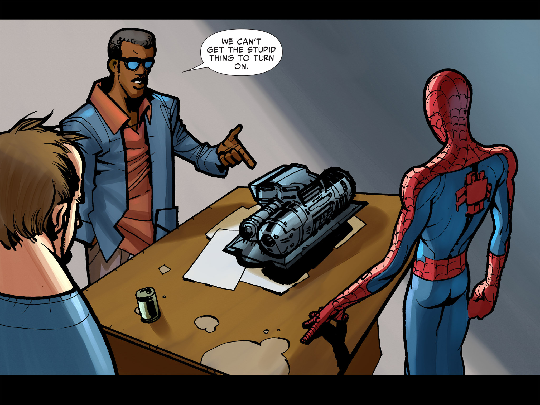 Read online Amazing Spider-Man: Who Am I? comic -  Issue # Full (Part 2) - 12