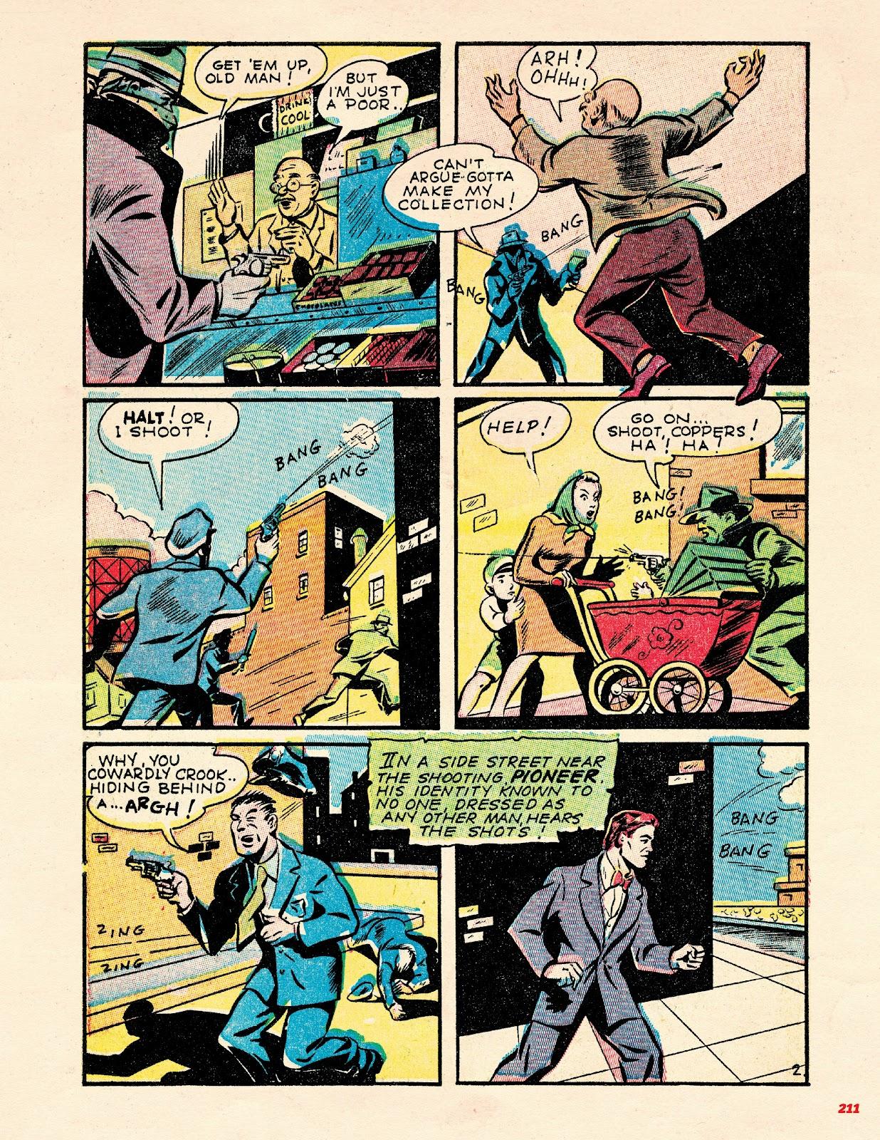 Read online Super Weird Heroes comic -  Issue # TPB 2 (Part 3) - 11