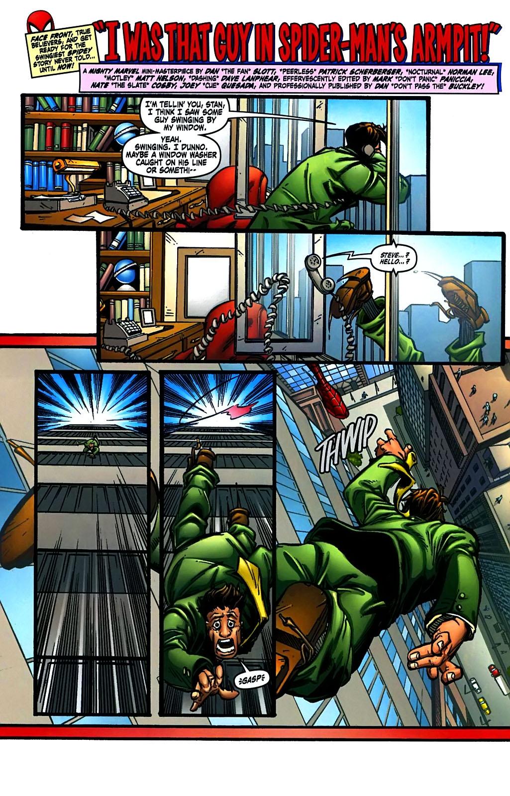 Read online Amazing Fantasy (2004) comic -  Issue #15 - 51