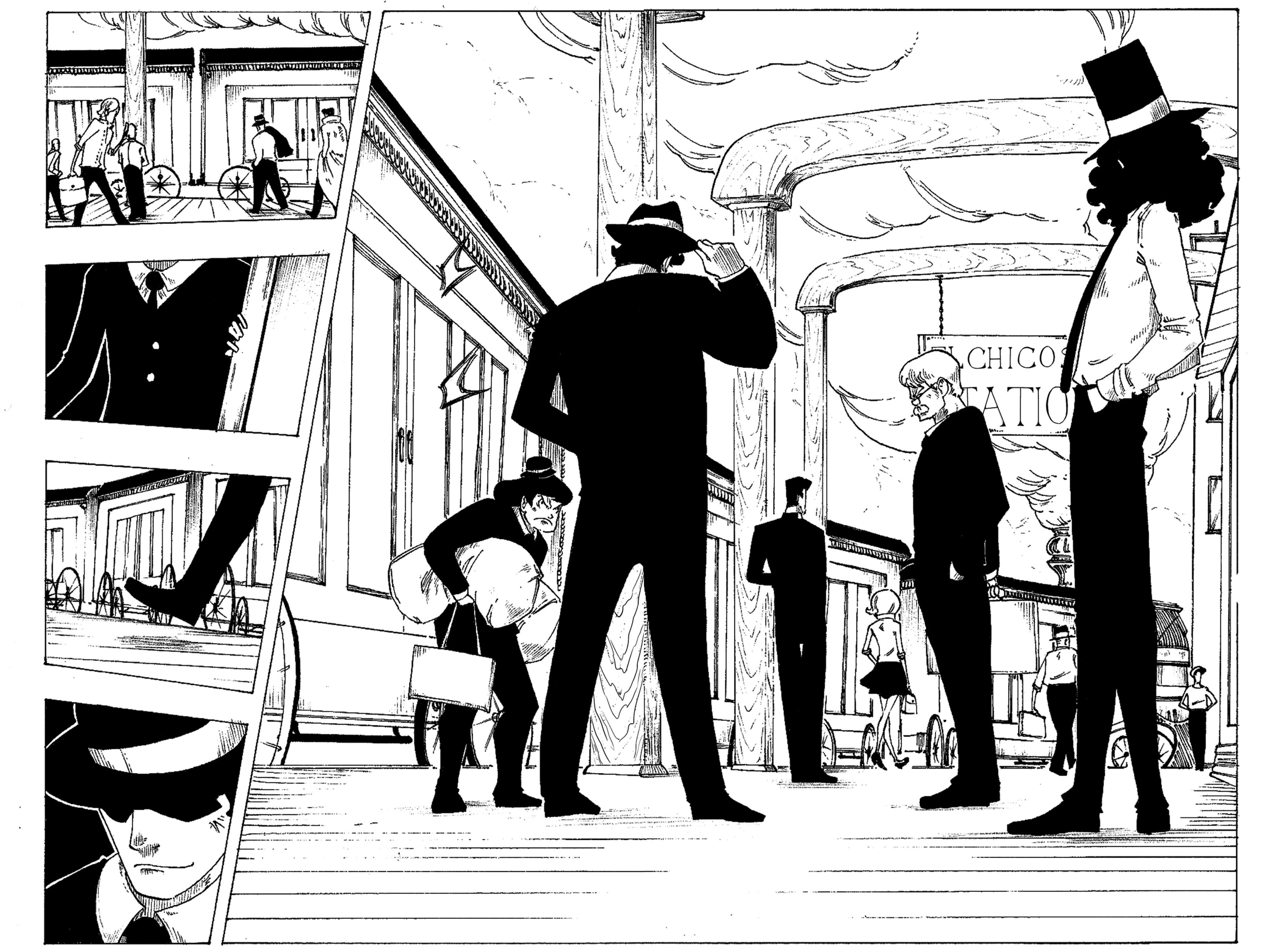 Read online Silvertongue 30xx Vol. 1 comic -  Issue # Full - 15
