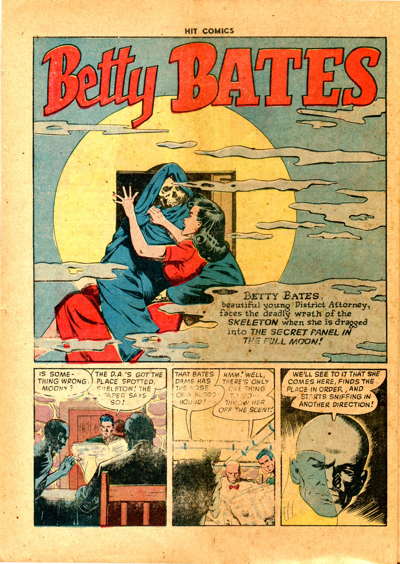 Read online Hit Comics comic -  Issue #57 - 32