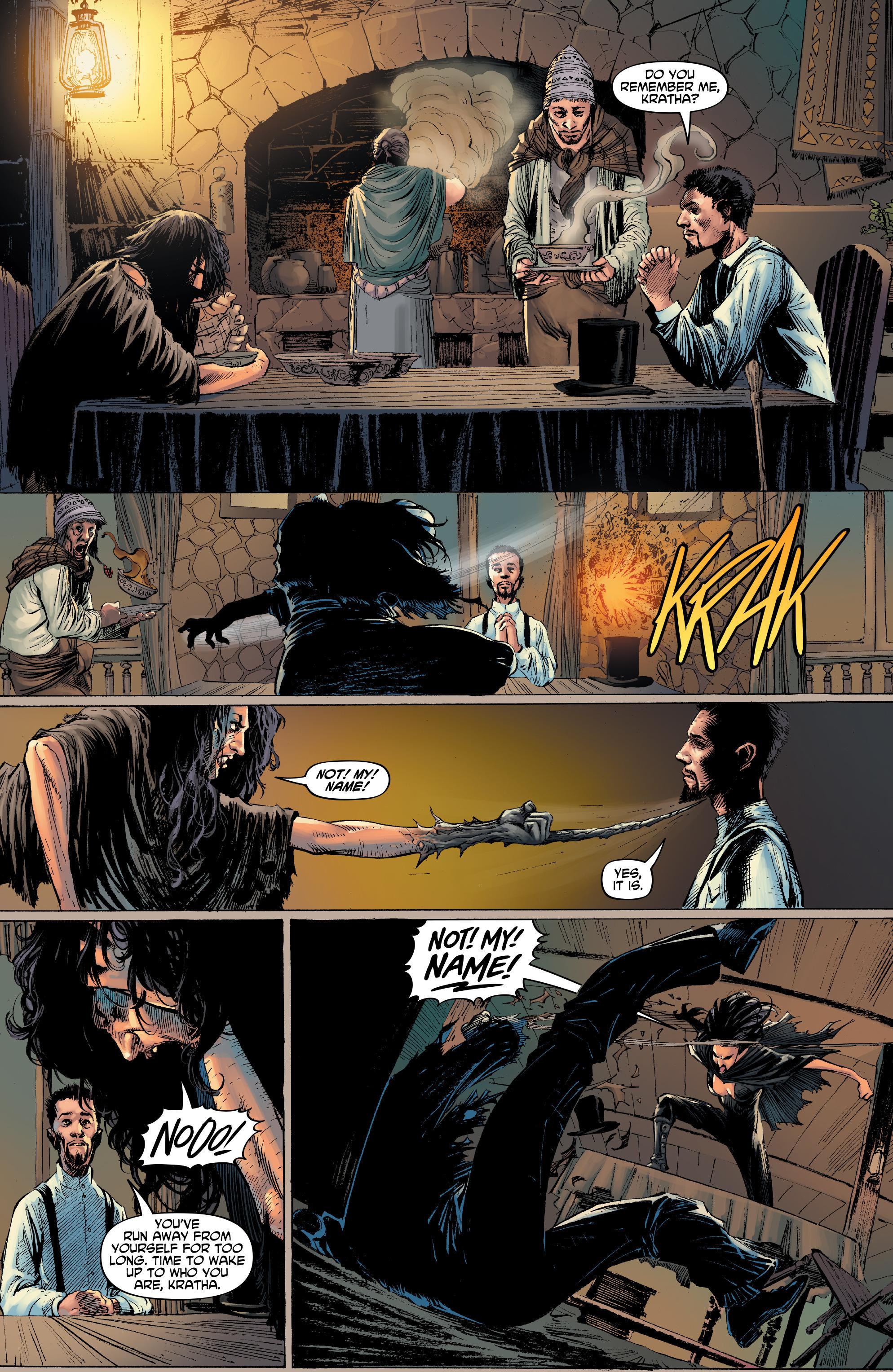 Read online Shekhar Kapur's Devi: Rebirth comic -  Issue #5 - 26