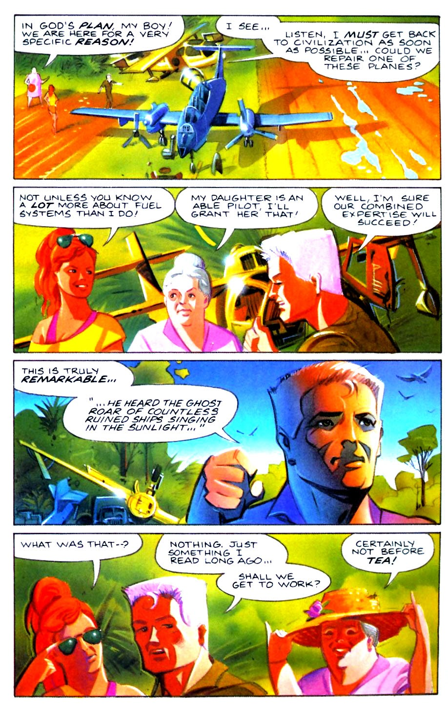 Tempus Fugitive issue 2 - Page 35