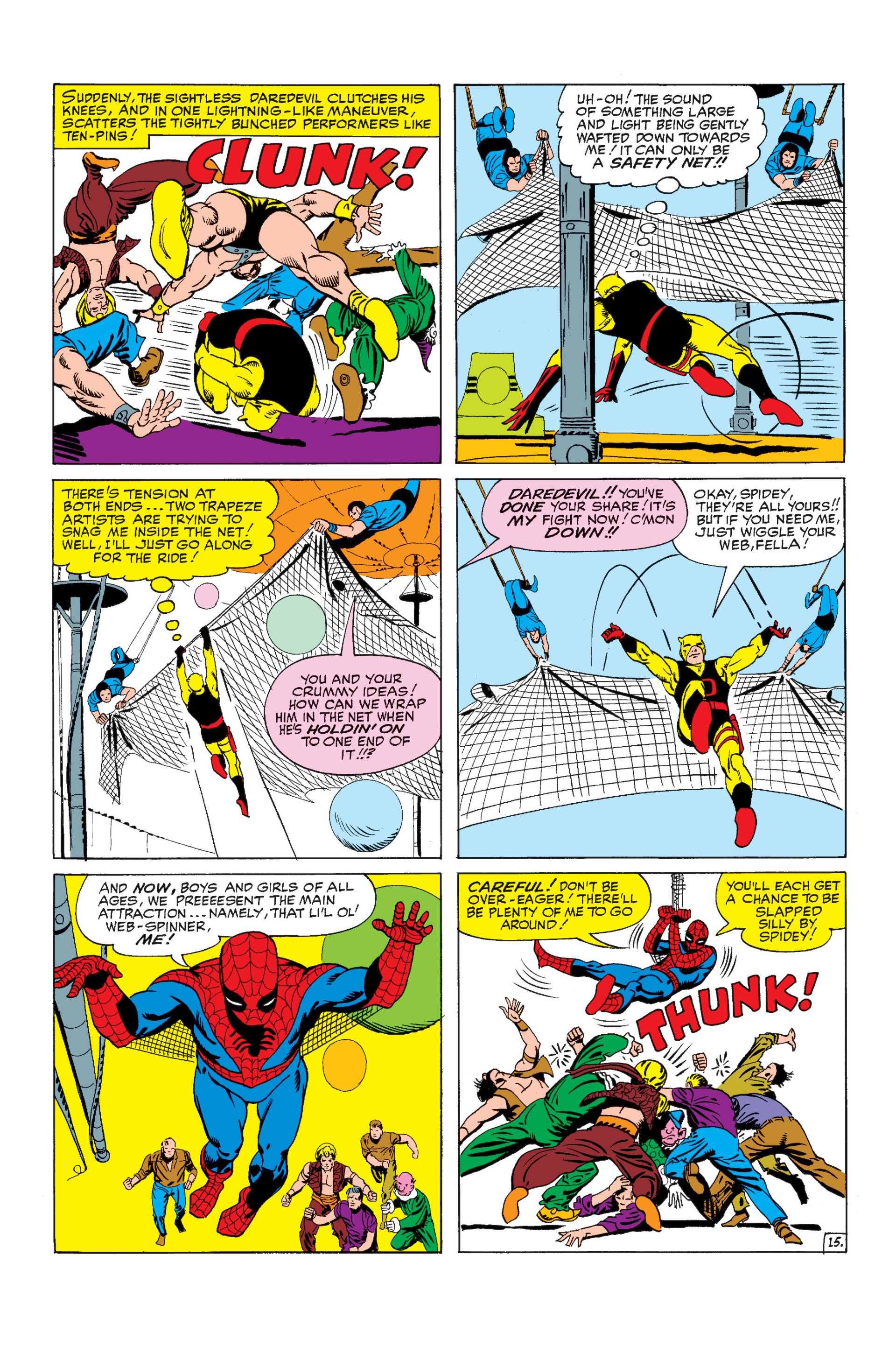 The Amazing Spider-Man (1963) 16 Page 15