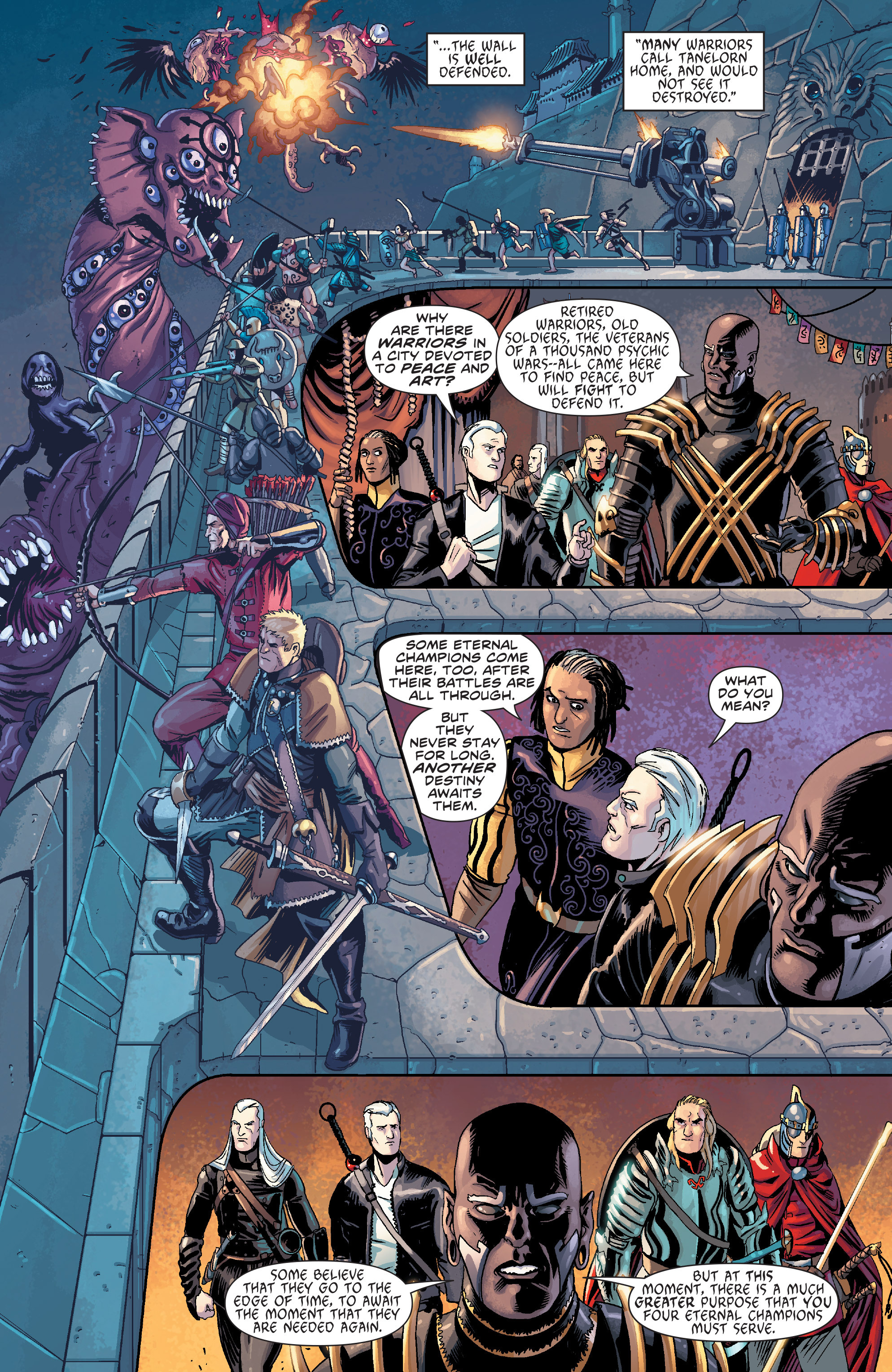 Read online Elric: The Balance Lost comic -  Issue # TPB 2 - 80