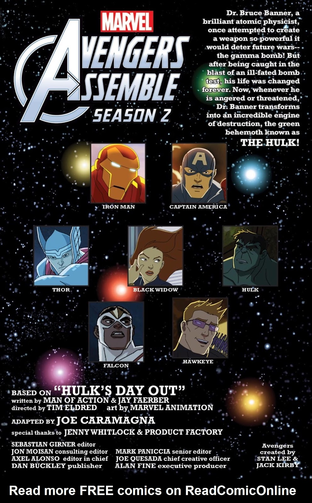 Read online Marvel Universe Avengers Assemble Season 2 comic -  Issue #3 - 4