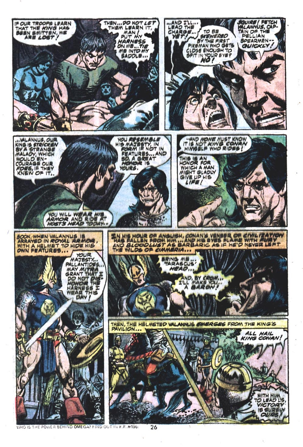 Giant-Size Conan issue 1 - Page 22