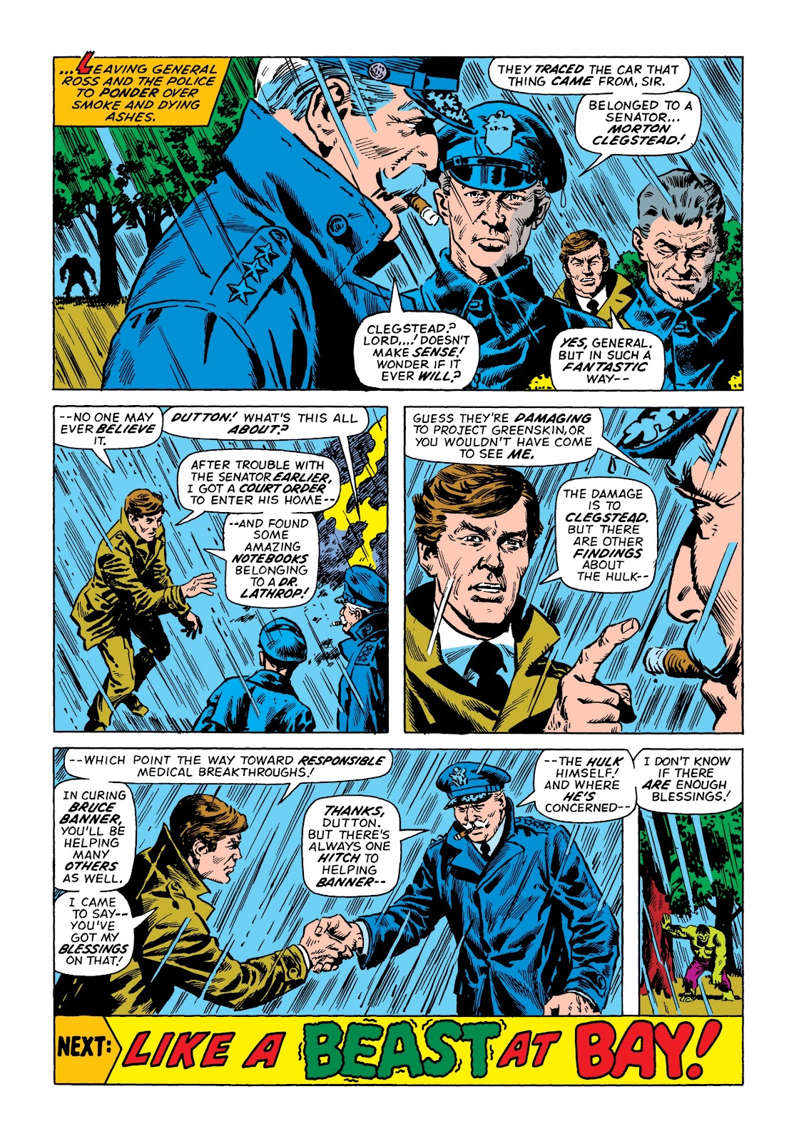 Read online Marvel Masterworks: The Incredible Hulk comic -  Issue # TPB 8 (Part 2) - 73