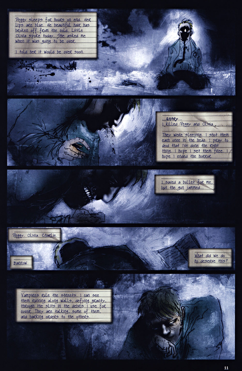 Read online 30 Days of Night: Return to Barrow comic -  Issue #2 - 10