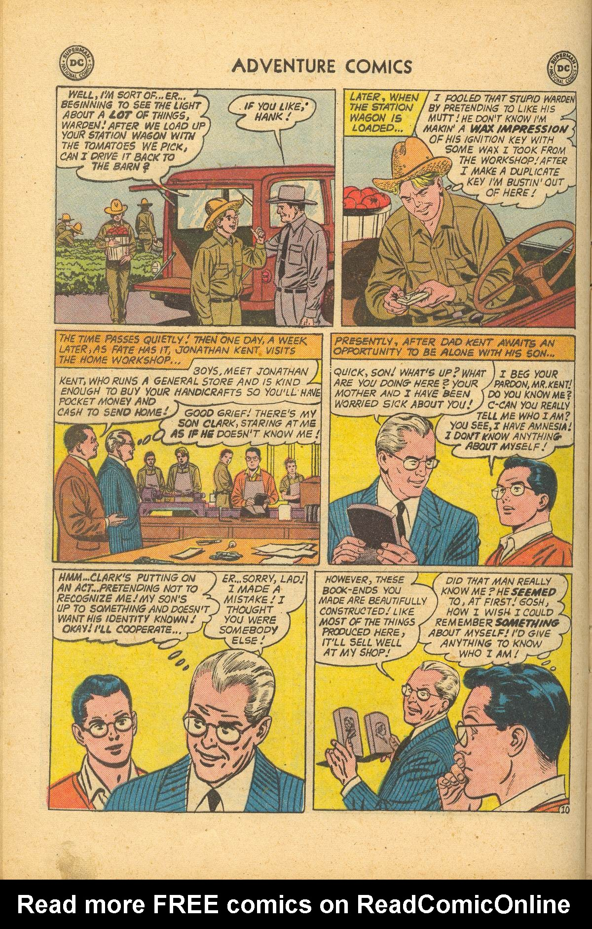 Read online Adventure Comics (1938) comic -  Issue #284 - 12