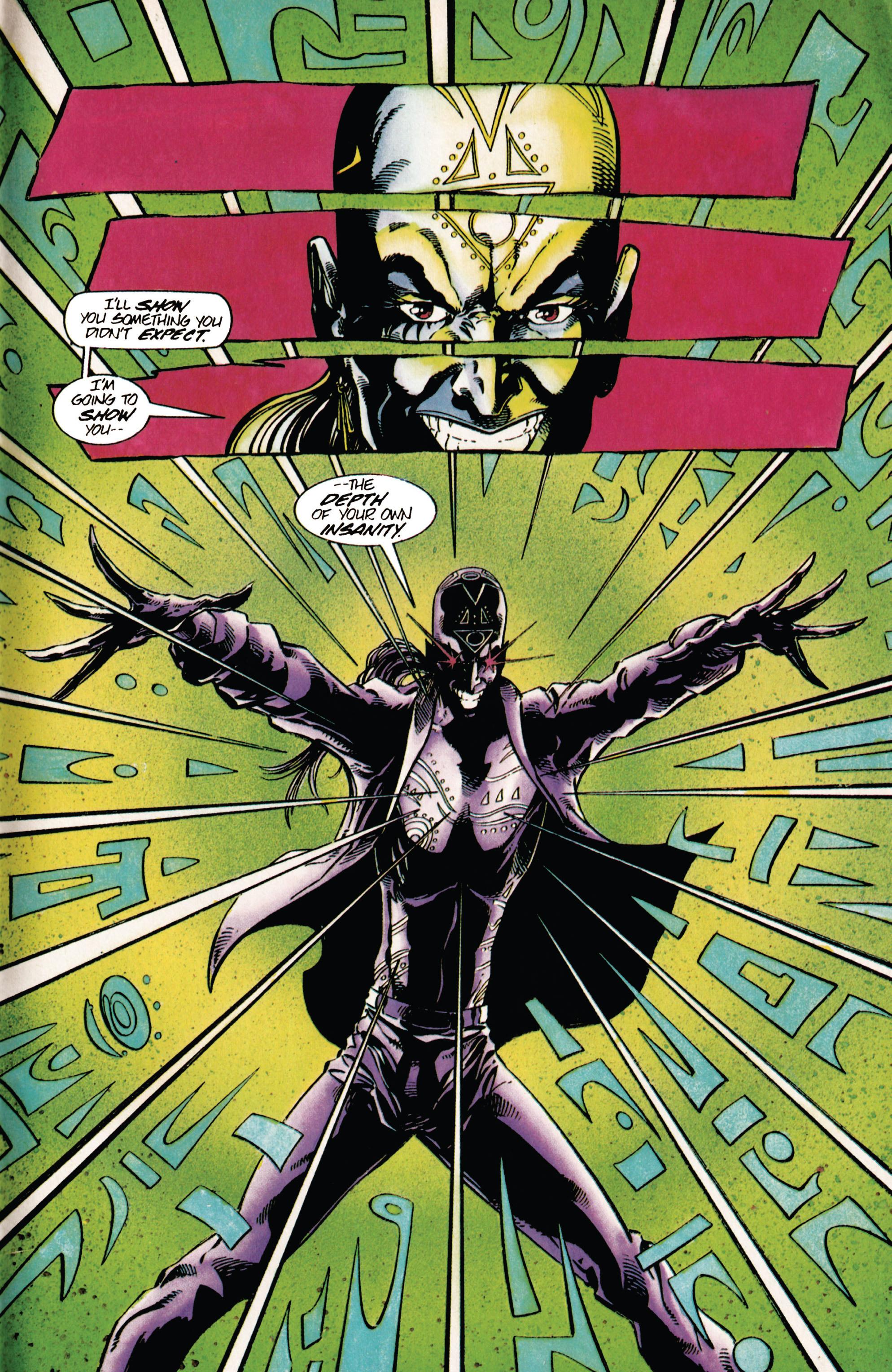Read online Shadowman (1992) comic -  Issue #28 - 21