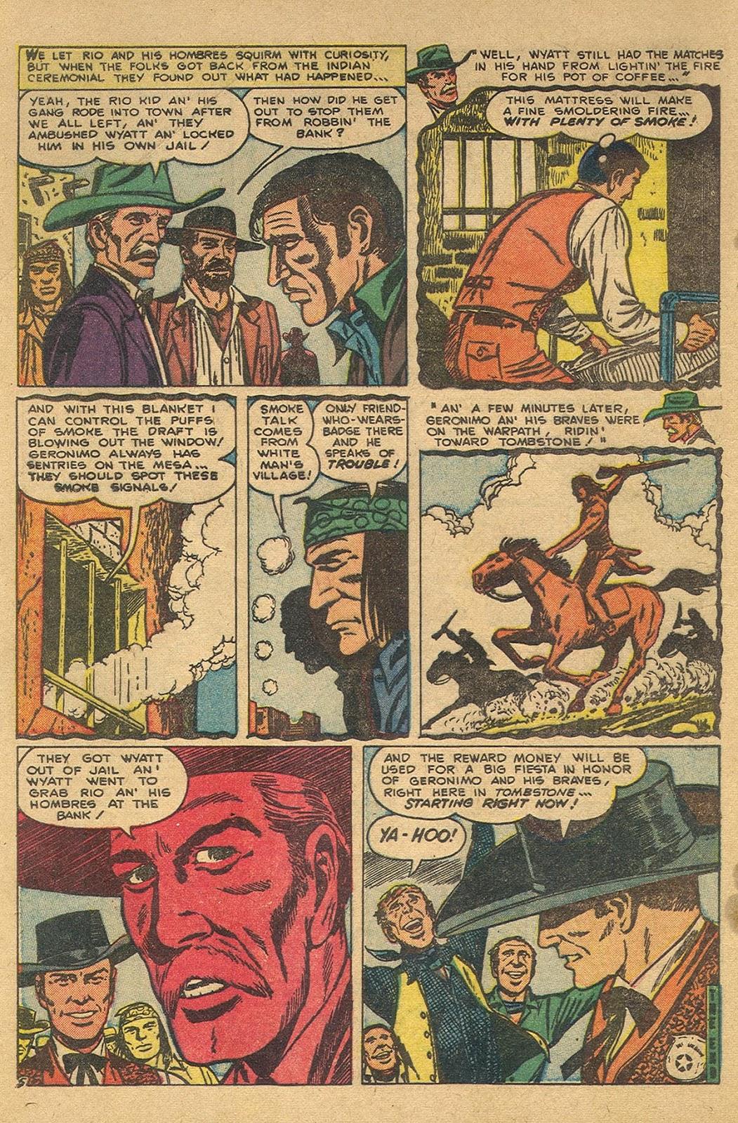 Gunsmoke Western issue 44 - Page 32