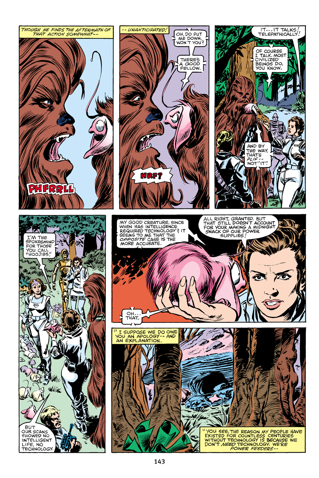 Read online Star Wars Omnibus comic -  Issue # Vol. 16 - 141
