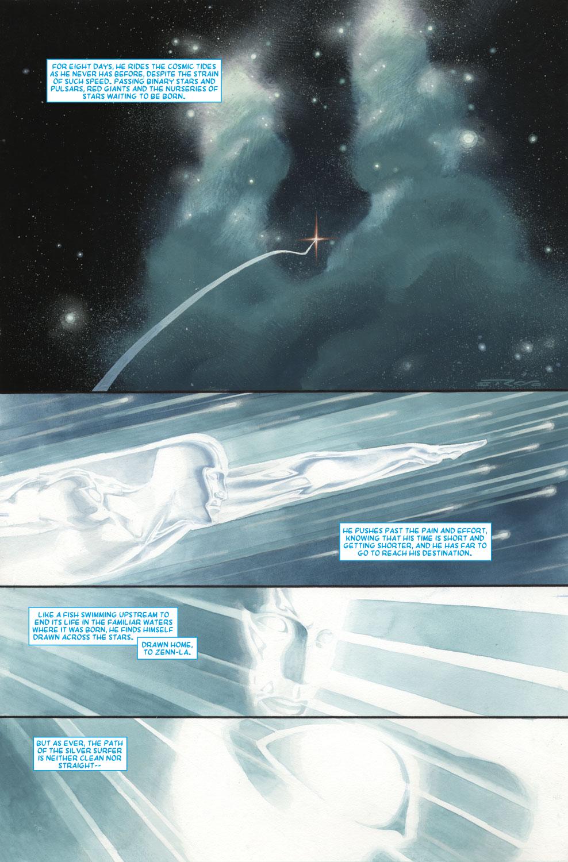 Read online Silver Surfer: Requiem comic -  Issue #3 - 9