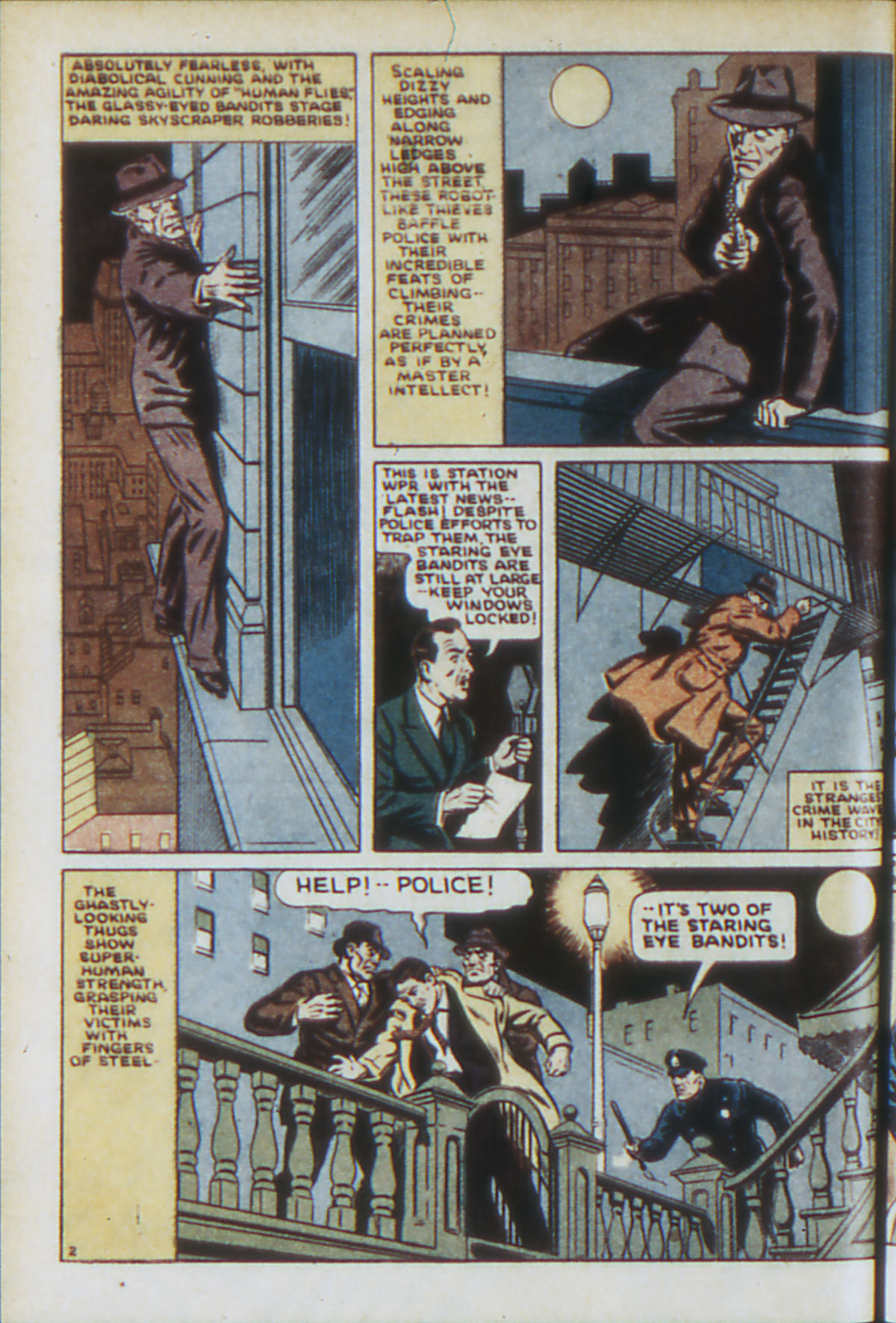 Read online Adventure Comics (1938) comic -  Issue #64 - 5