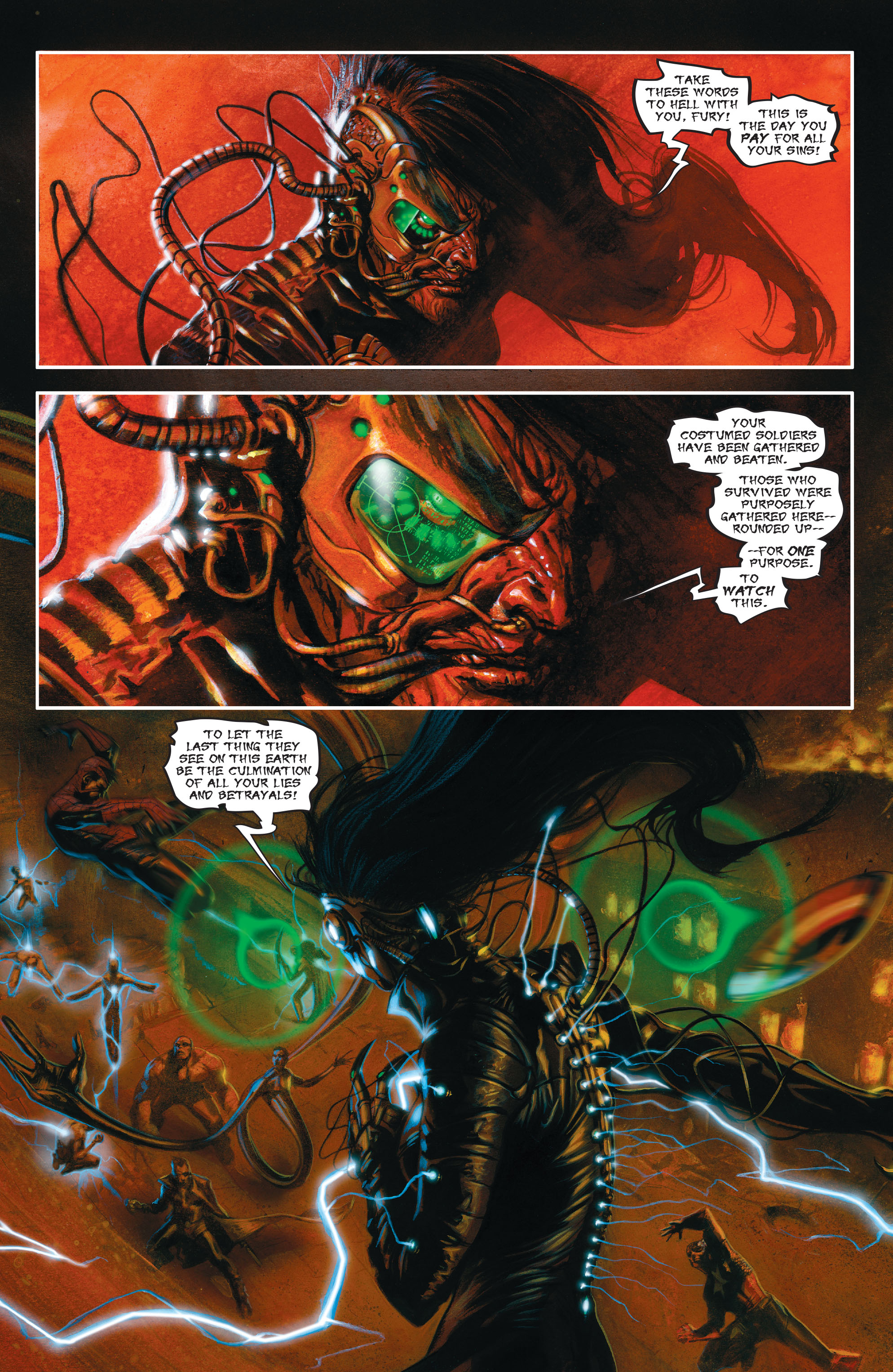 Read online Secret War comic -  Issue # Full - 87