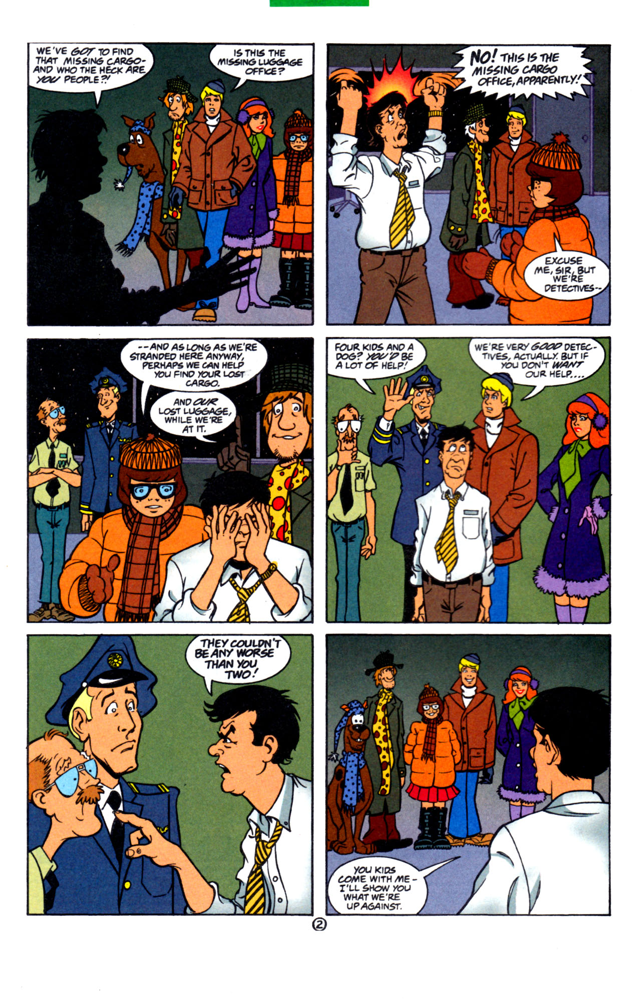 Read online Scooby-Doo (1997) comic -  Issue #7 - 3