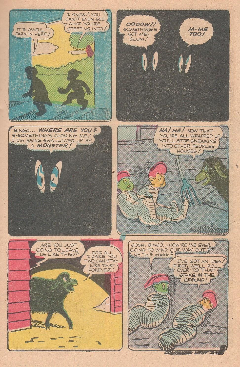 Jingle Jangle Comics issue 19 - Page 21