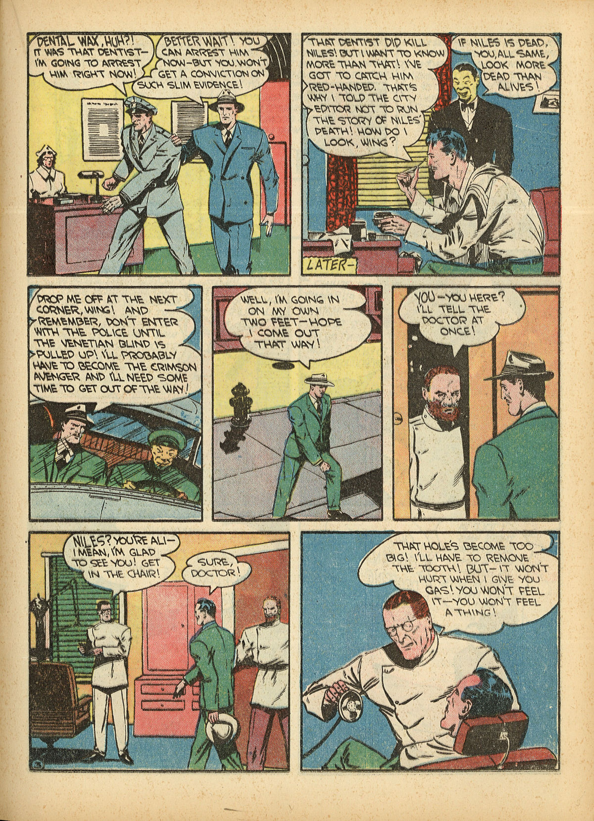 Read online Detective Comics (1937) comic -  Issue #55 - 25