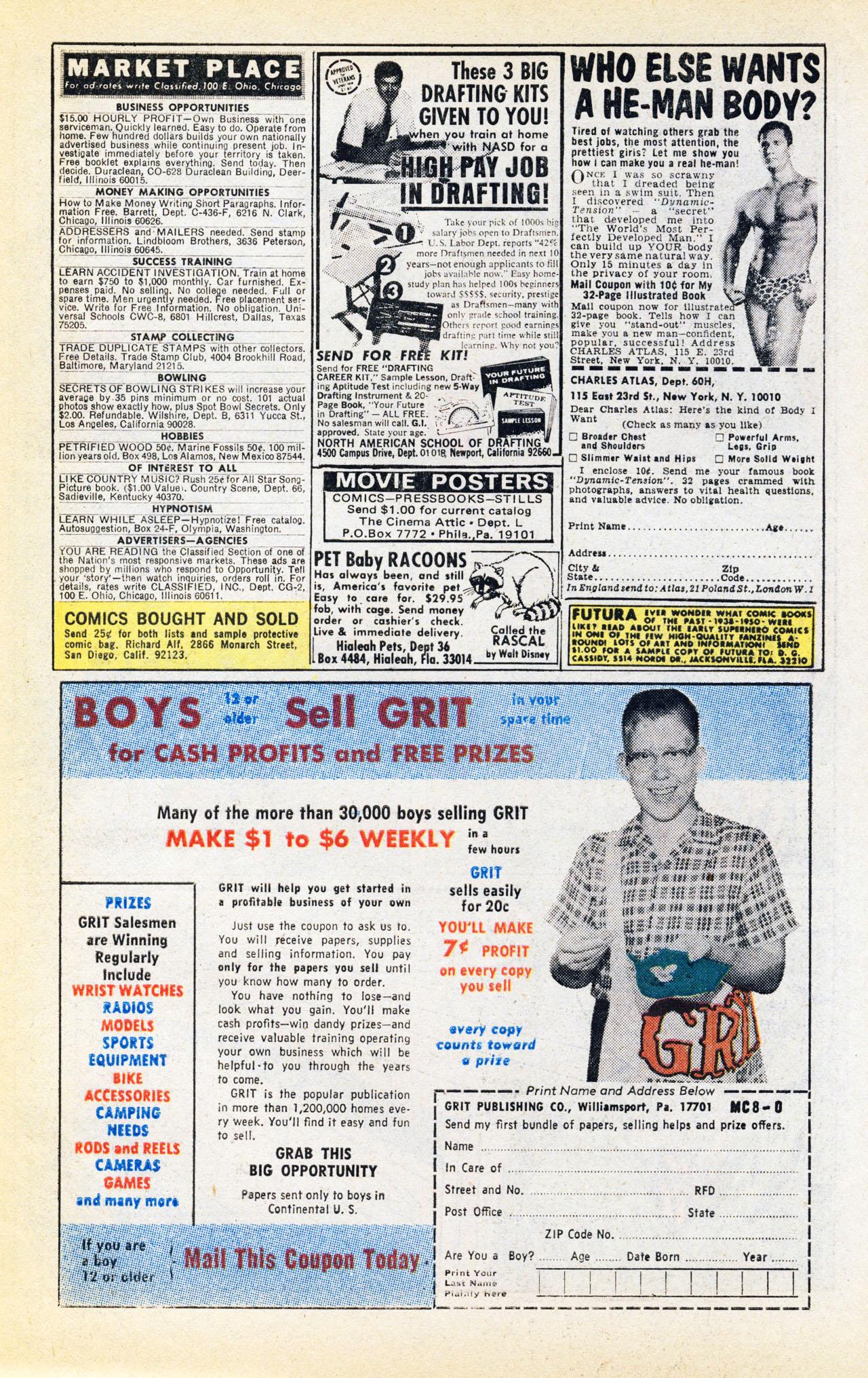 Read online Two-Gun Kid comic -  Issue #94 - 31