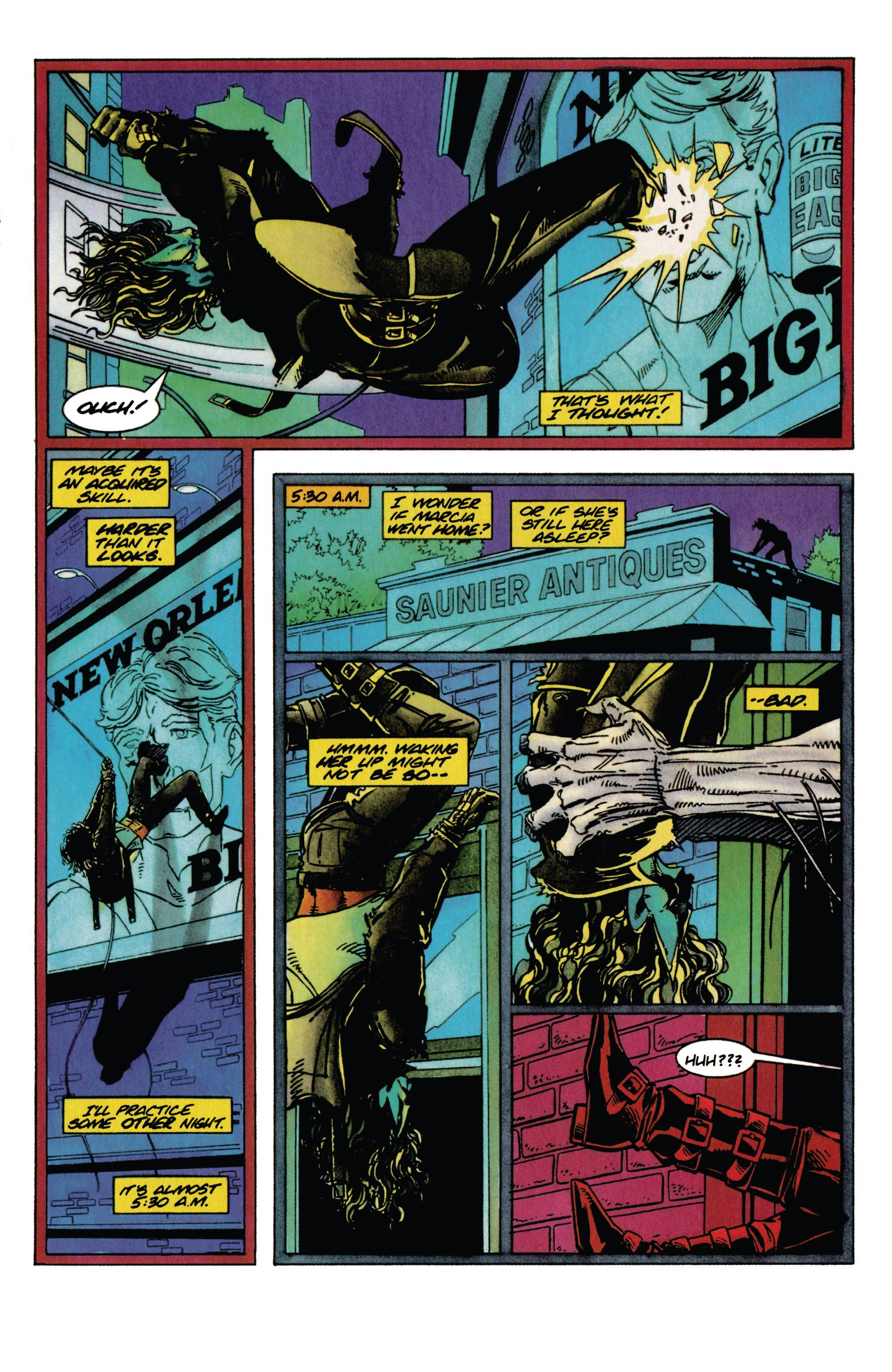 Read online Shadowman (1992) comic -  Issue #31 - 13