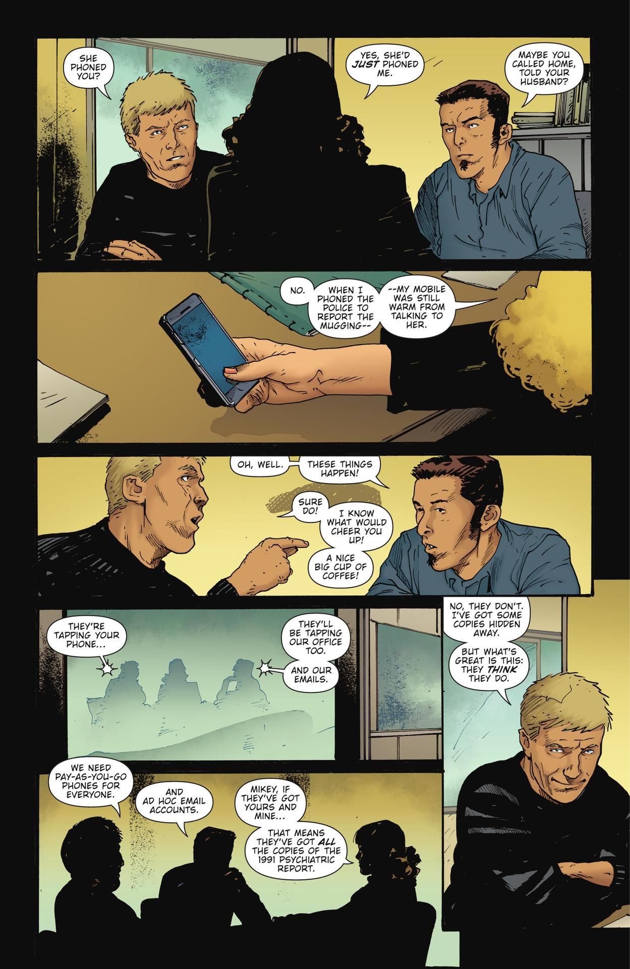 Read online The Girl Who Kicked The Hornet's Nest comic -  Issue # TPB - 117