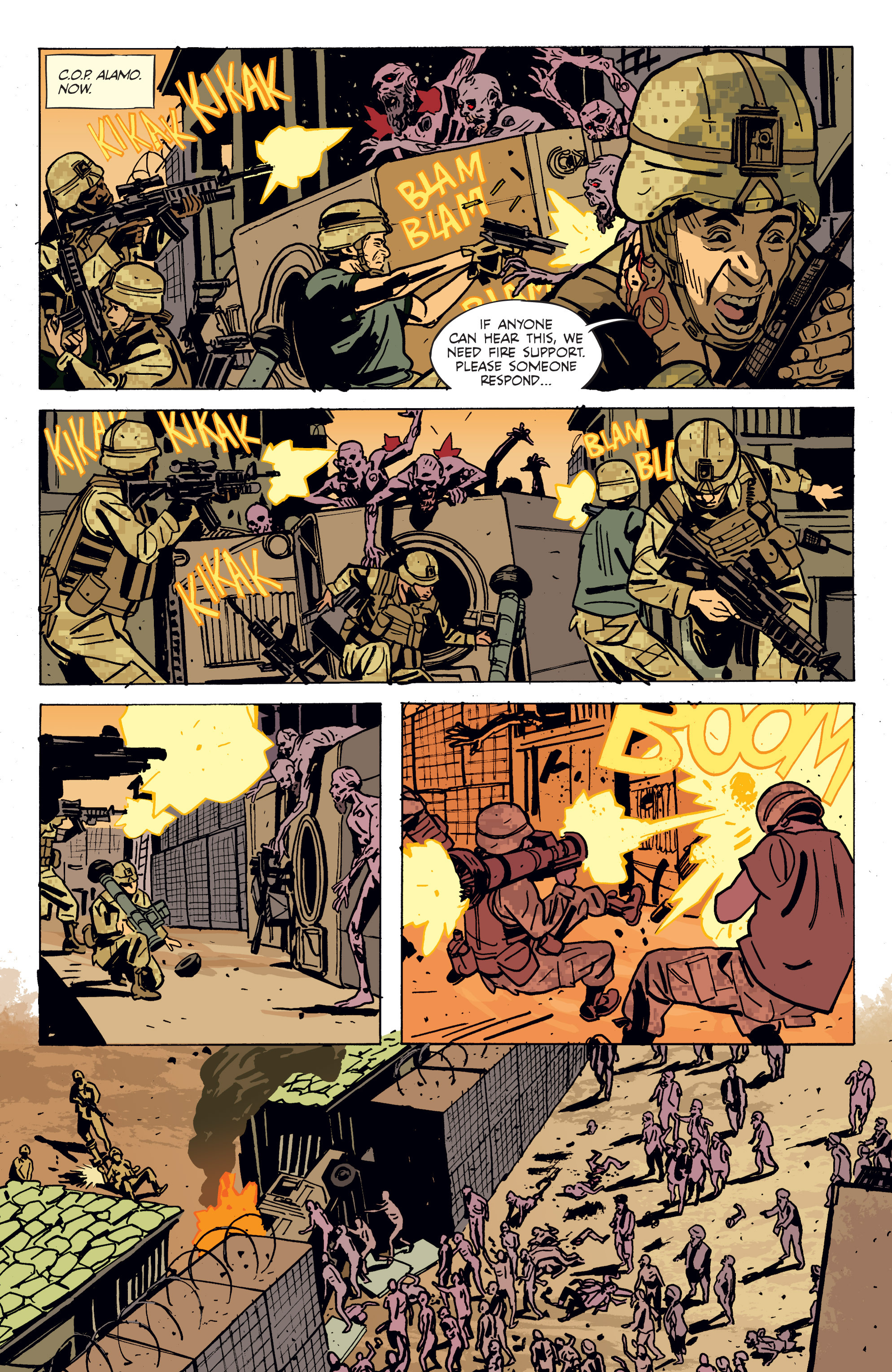 Read online Graveyard of Empires comic -  Issue # TPB - 49