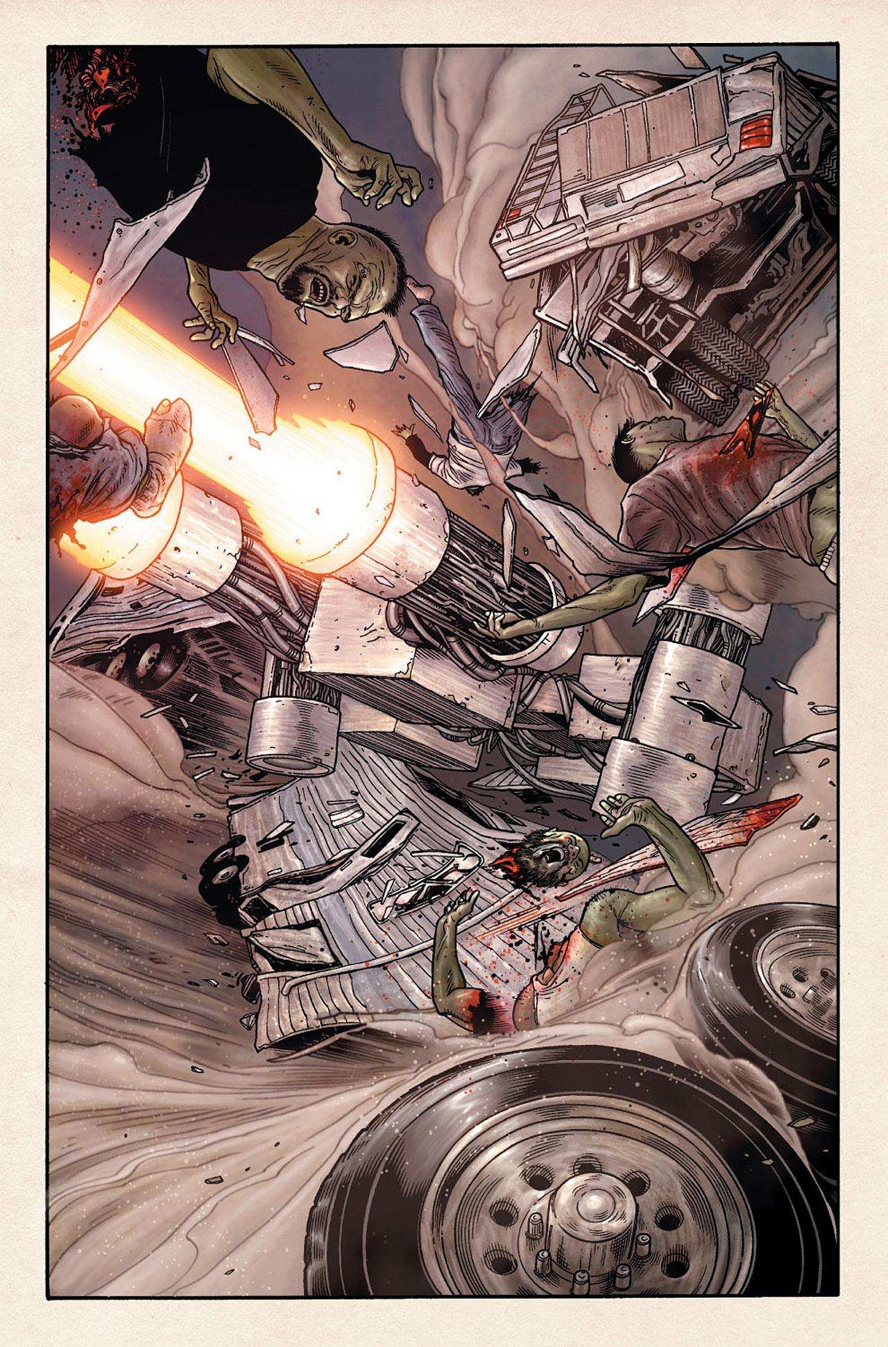 Read online Wolverine: Old Man Logan comic -  Issue # Full - 176