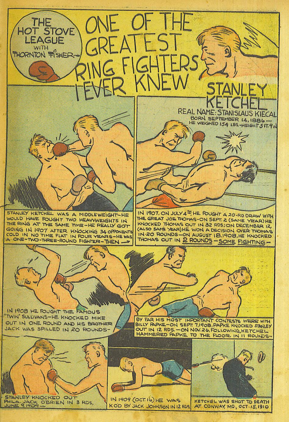 Read online Shadow Comics comic -  Issue #63 - 47