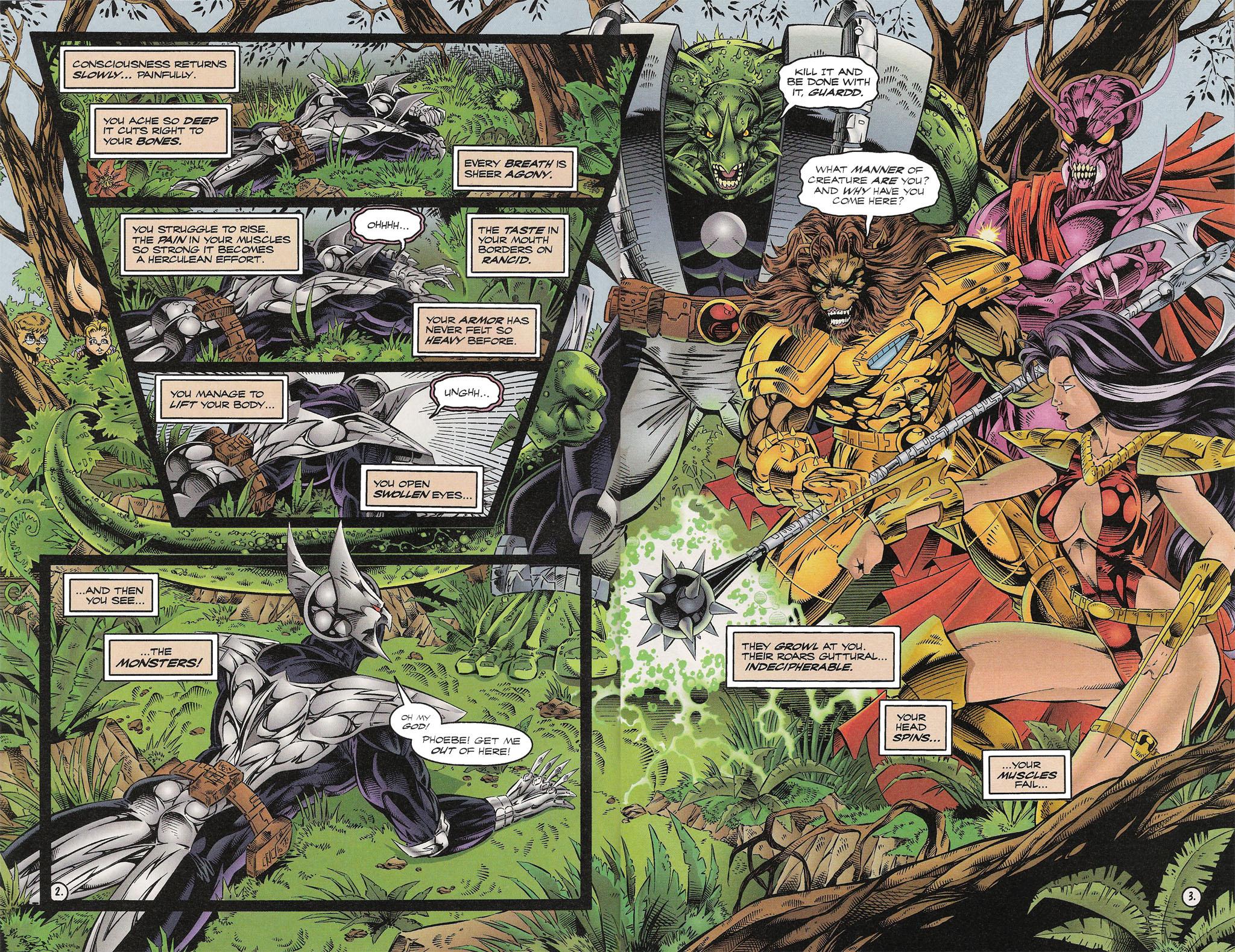 Read online ShadowHawk comic -  Issue #15 - 4