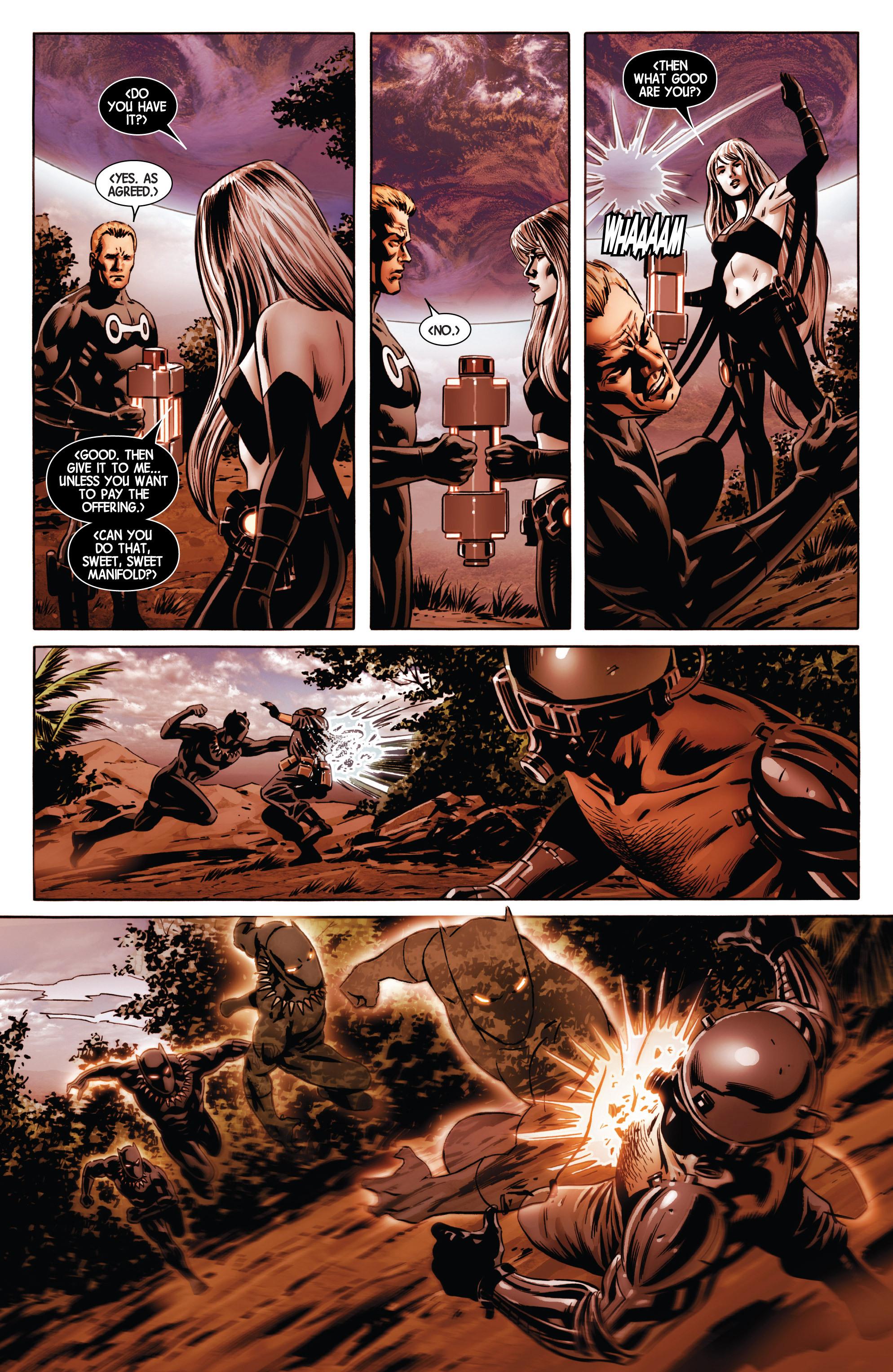 Read online Secret Wars Prelude comic -  Issue # Full - 185