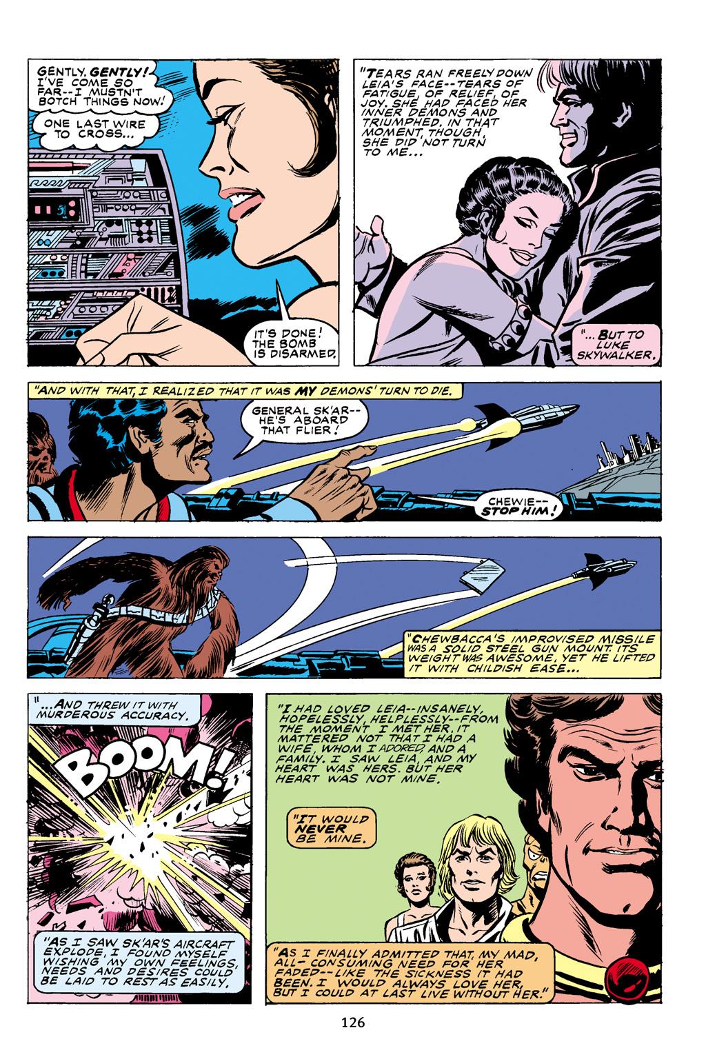 Read online Star Wars Omnibus comic -  Issue # Vol. 16 - 125