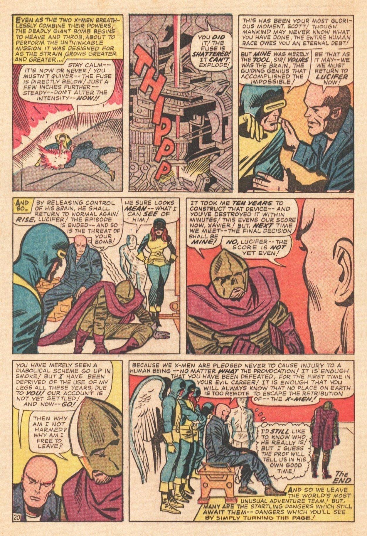Read online Uncanny X-Men (1963) comic -  Issue # _Annual 1 - 26