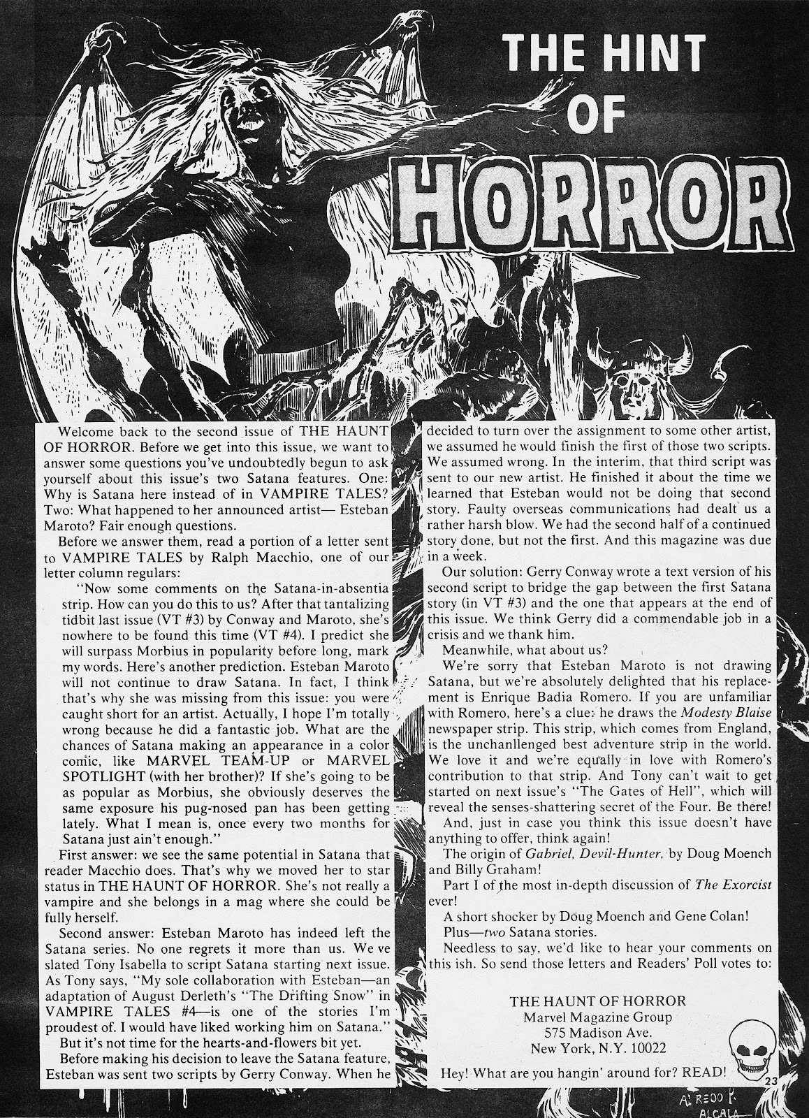 Haunt of Horror issue 2 - Page 23