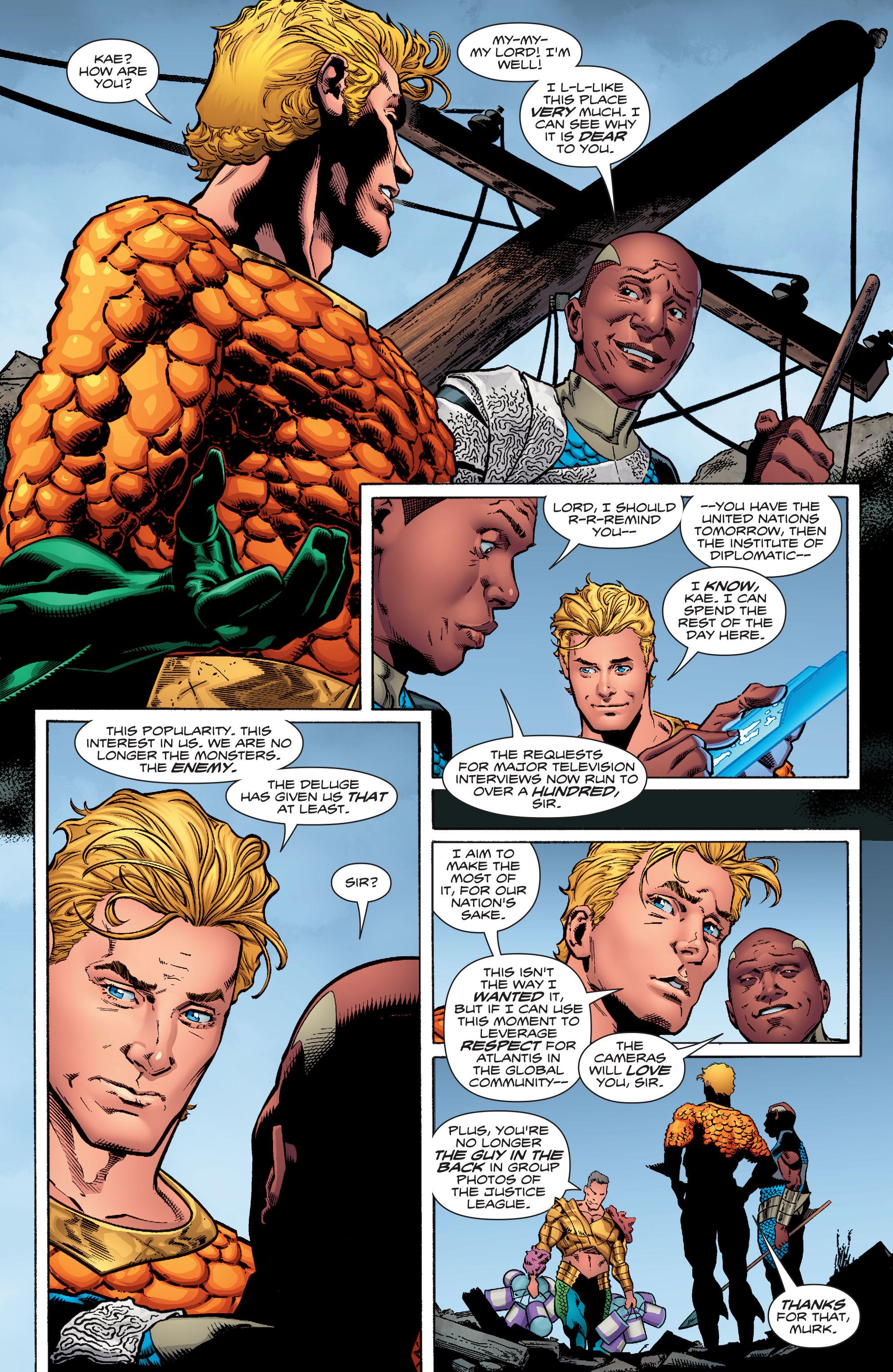 Read online Aquaman (2016) comic -  Issue #16 - 10