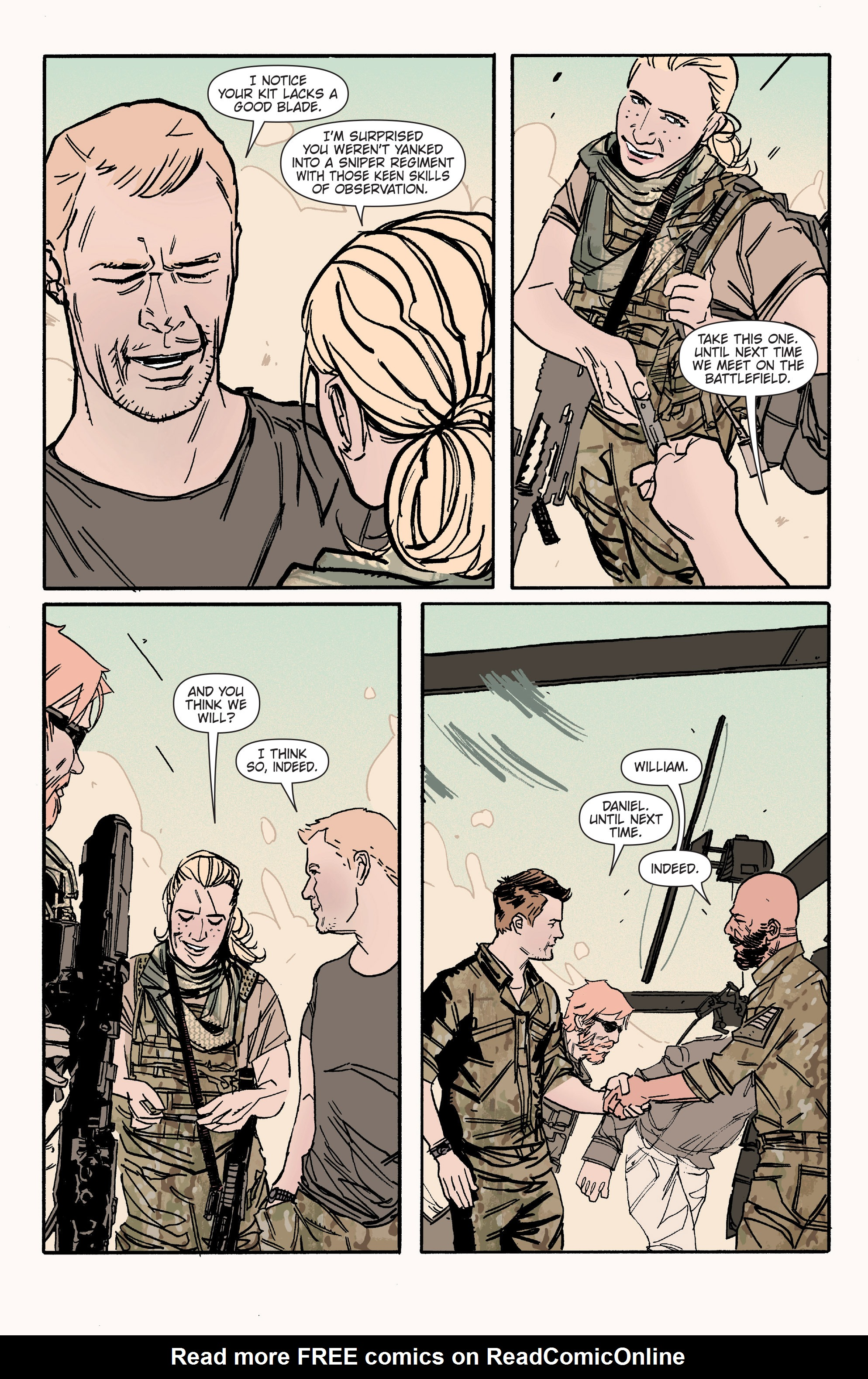 Read online The Activity comic -  Issue #9 - 23