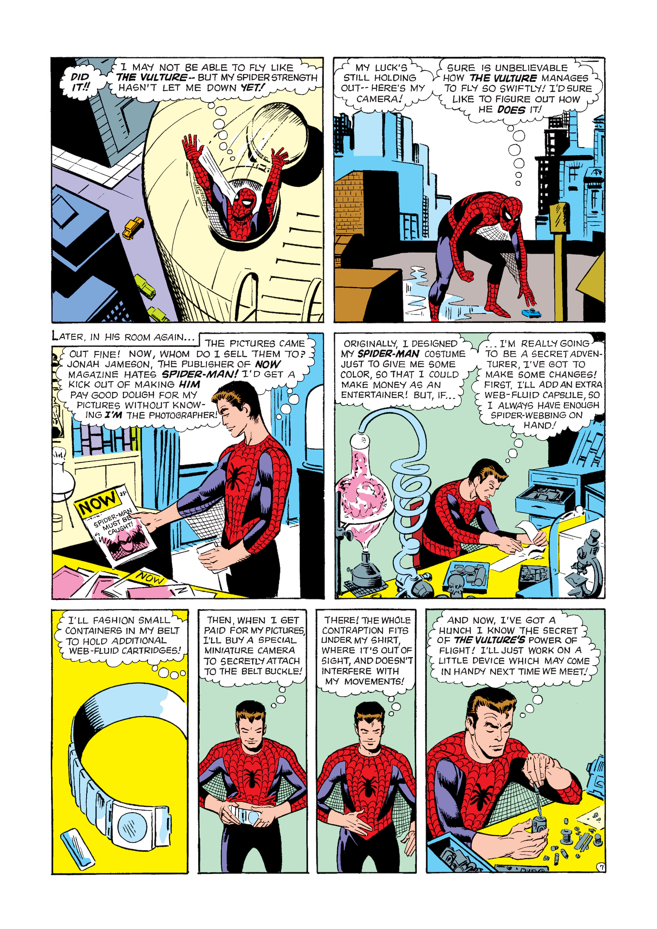 The Amazing Spider-Man (1963) 2 Page 7