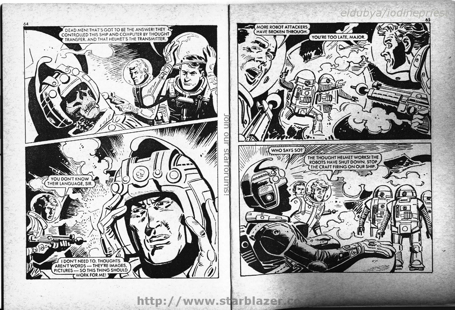 Starblazer issue 60 - Page 34