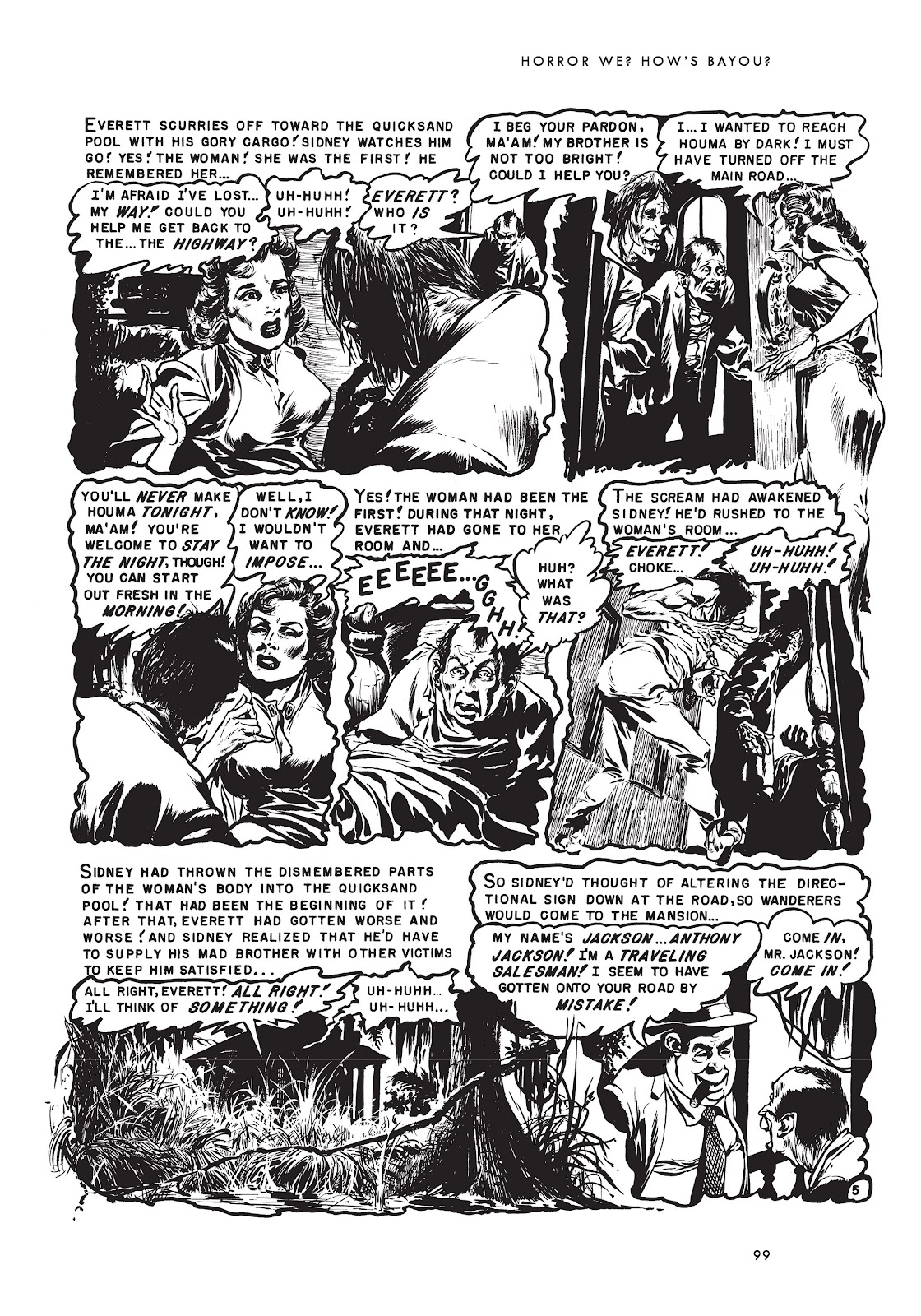 Read online Sucker Bait and Other Stories comic -  Issue # TPB (Part 2) - 14