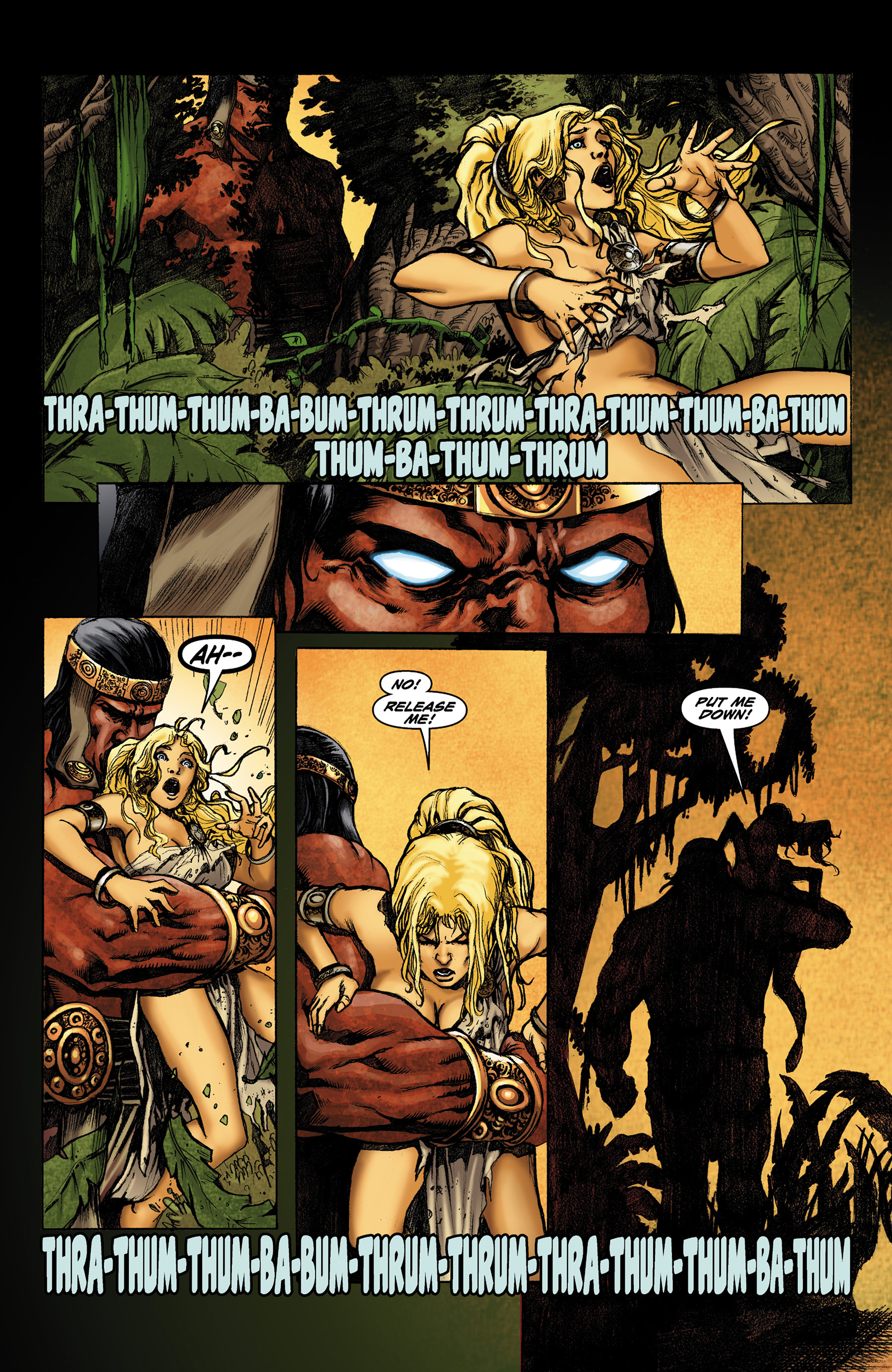 Read online Conan The Slayer comic -  Issue #8 - 20