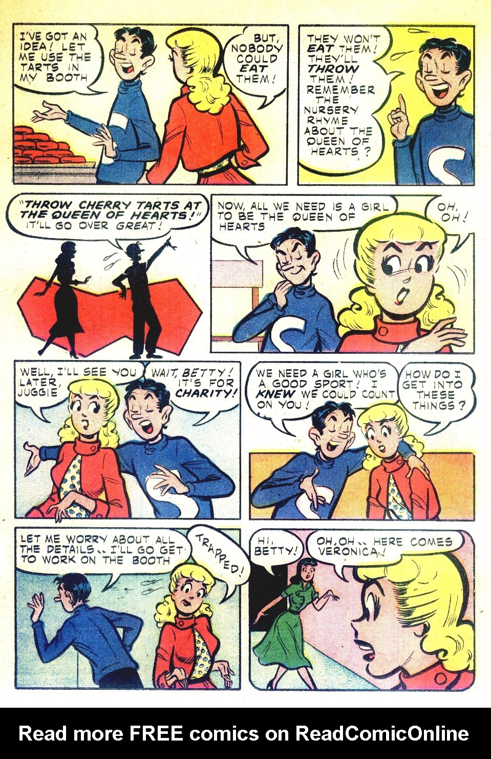 Read online Archie's Girls Betty and Veronica comic -  Issue #27 - 23