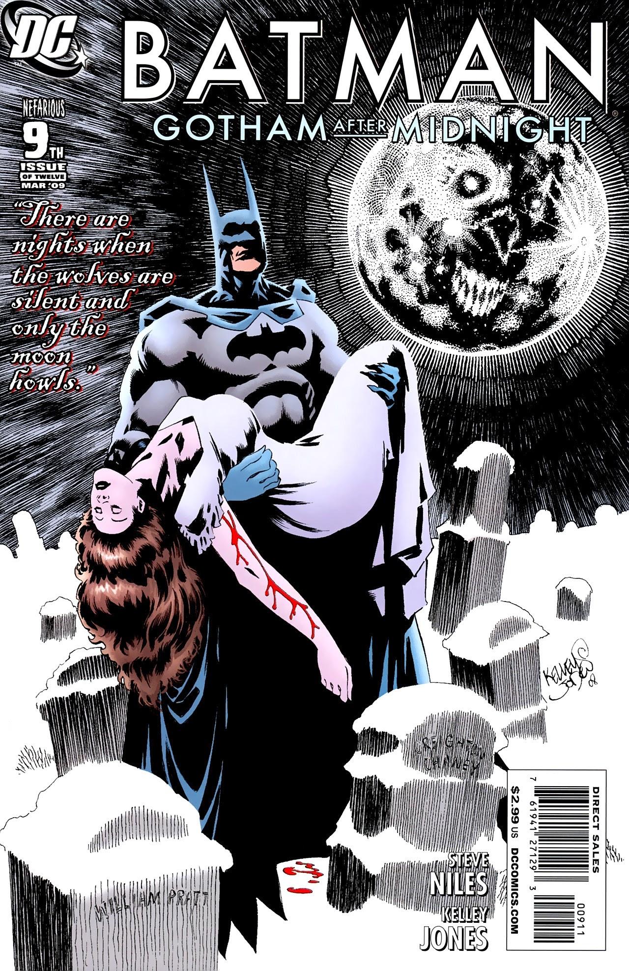 Batman: Gotham After Midnight 9 Page 1