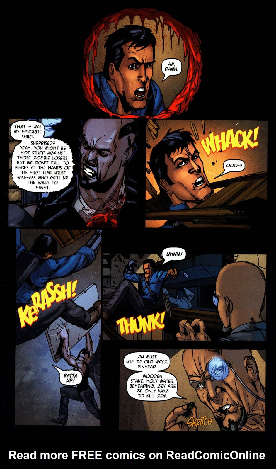 Army of Darkness (2006) Issue #9 #5 - English 9