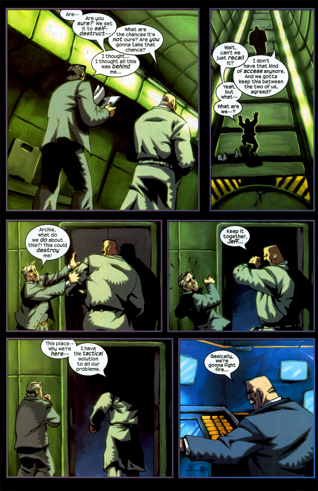Read online Sentinel (2006) comic -  Issue #1 - 24