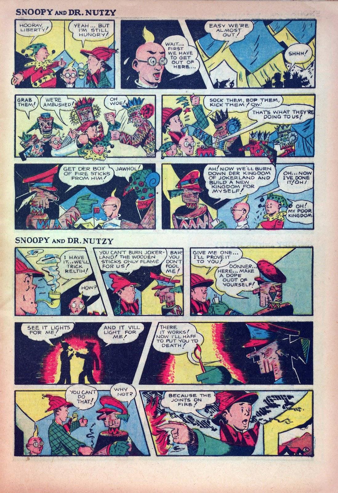 Read online Joker Comics comic -  Issue #9 - 7
