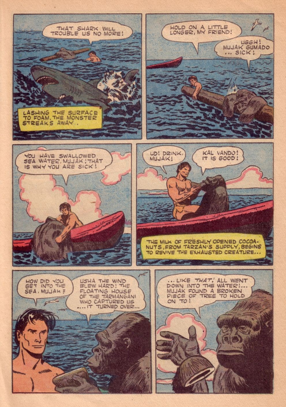 Tarzan (1948) issue 55 - Page 29