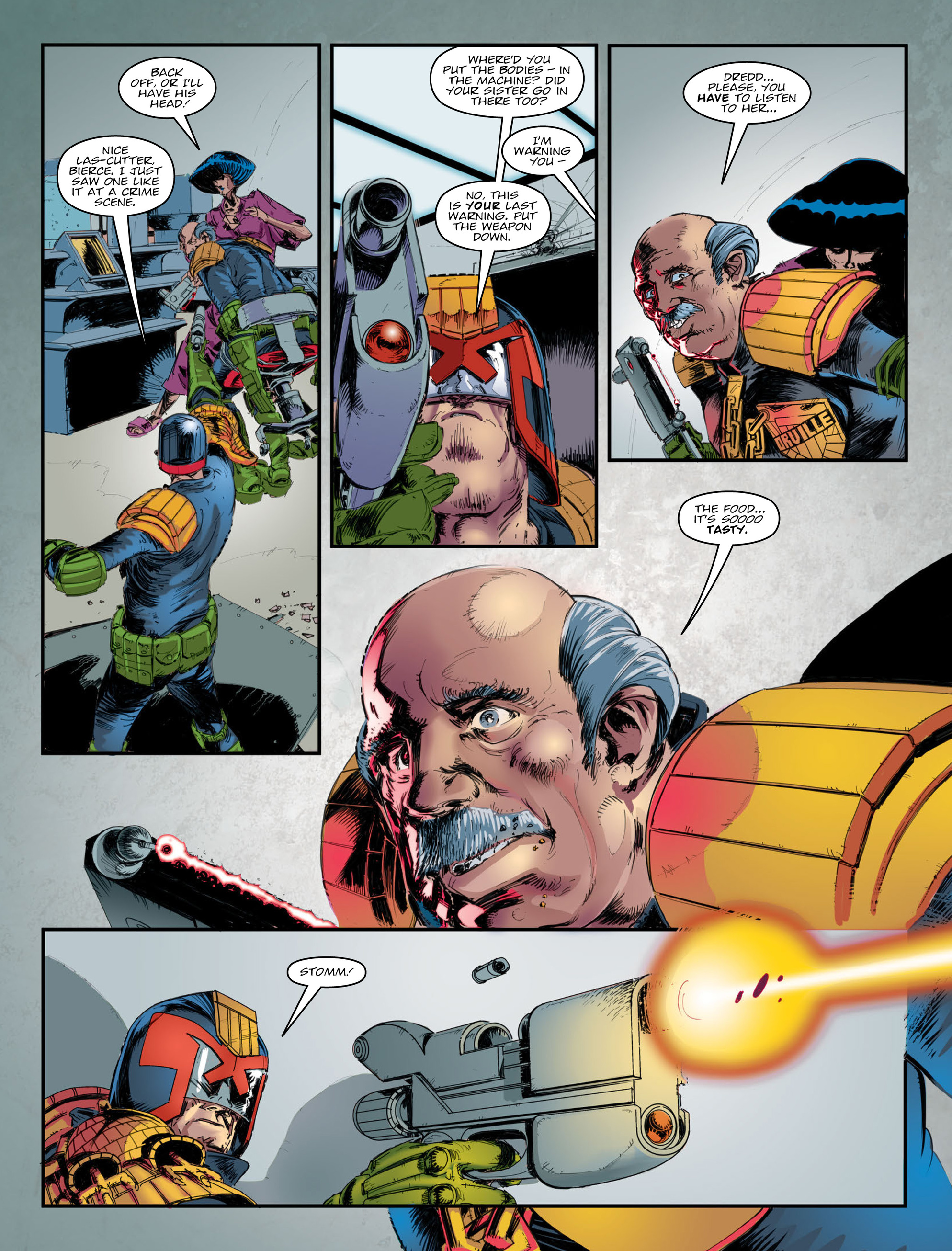 Read online 2000 AD comic -  Issue #2009 - 6
