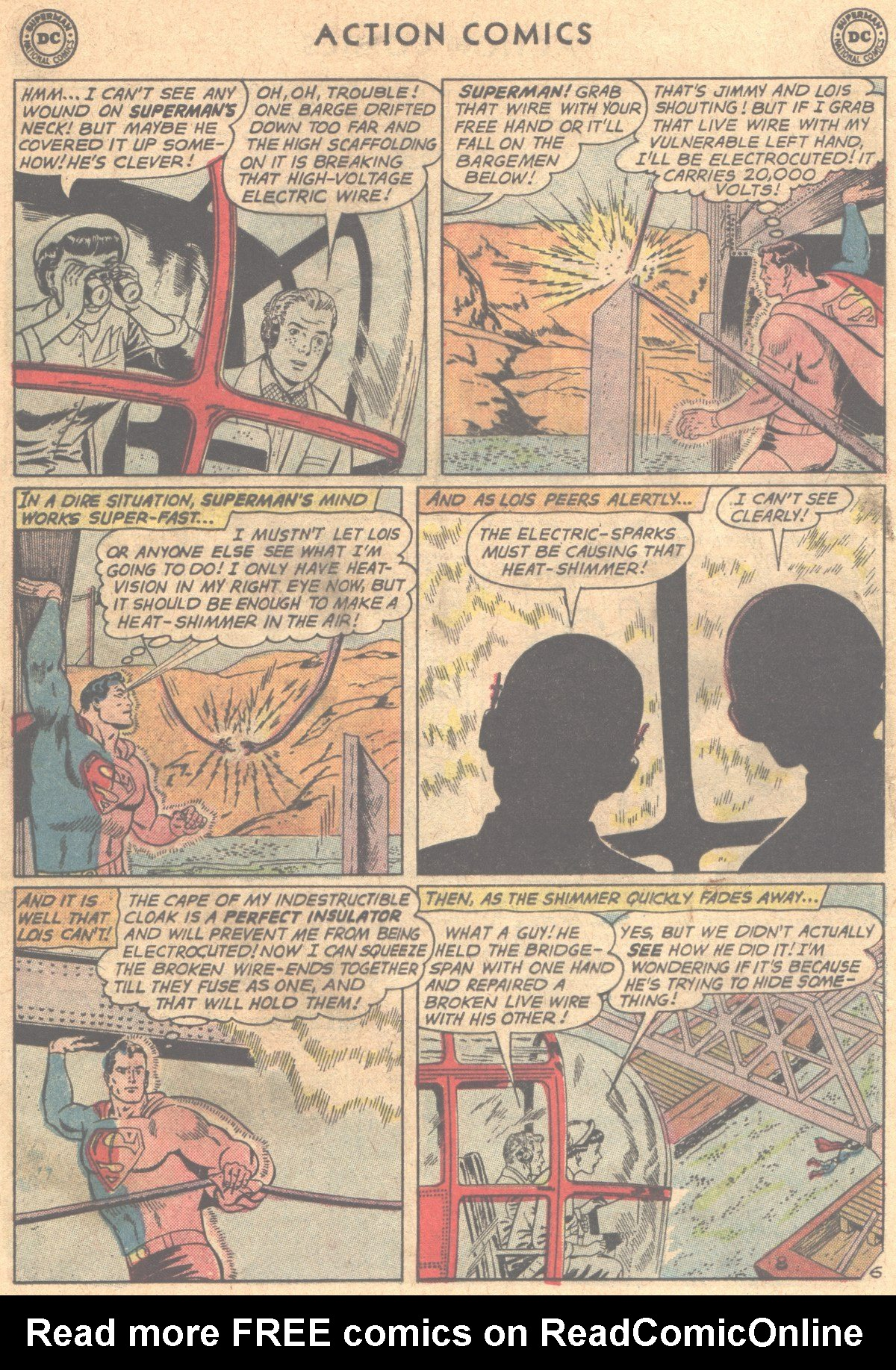 Read online Action Comics (1938) comic -  Issue #290 - 8